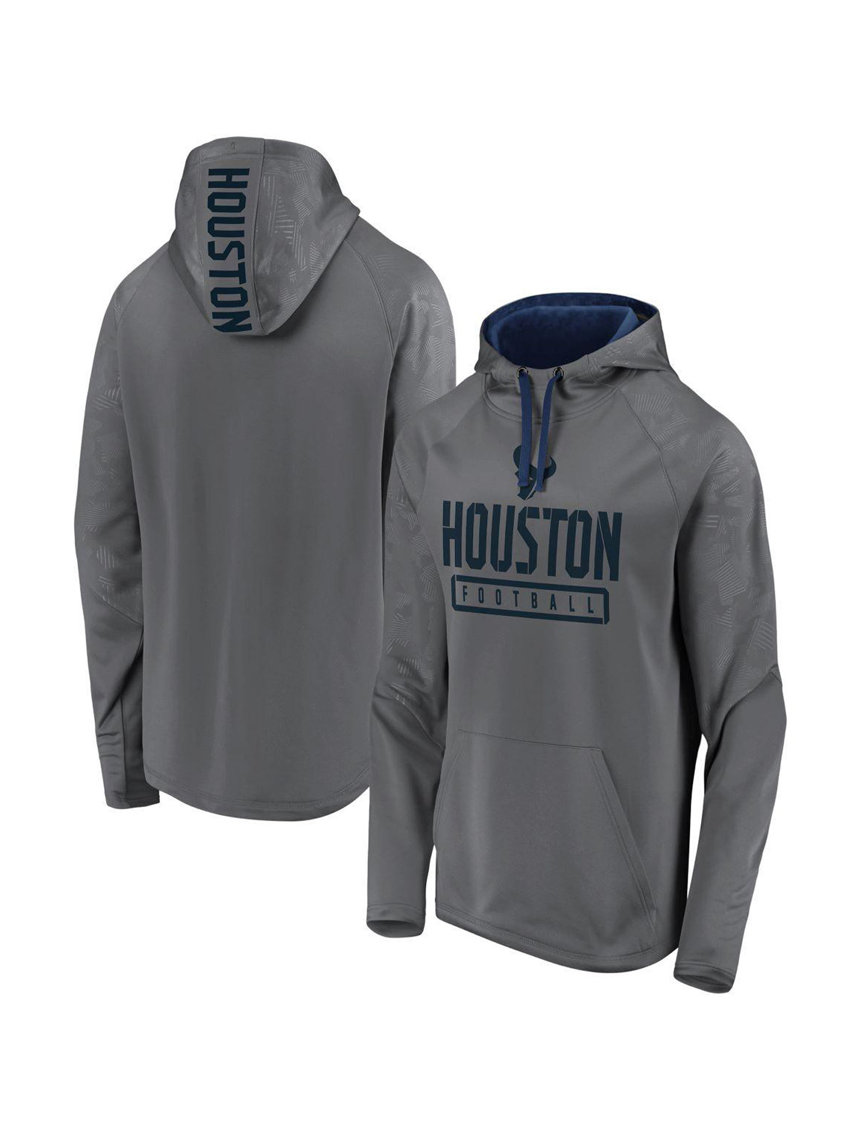 NFL Charcoal Pull-overs