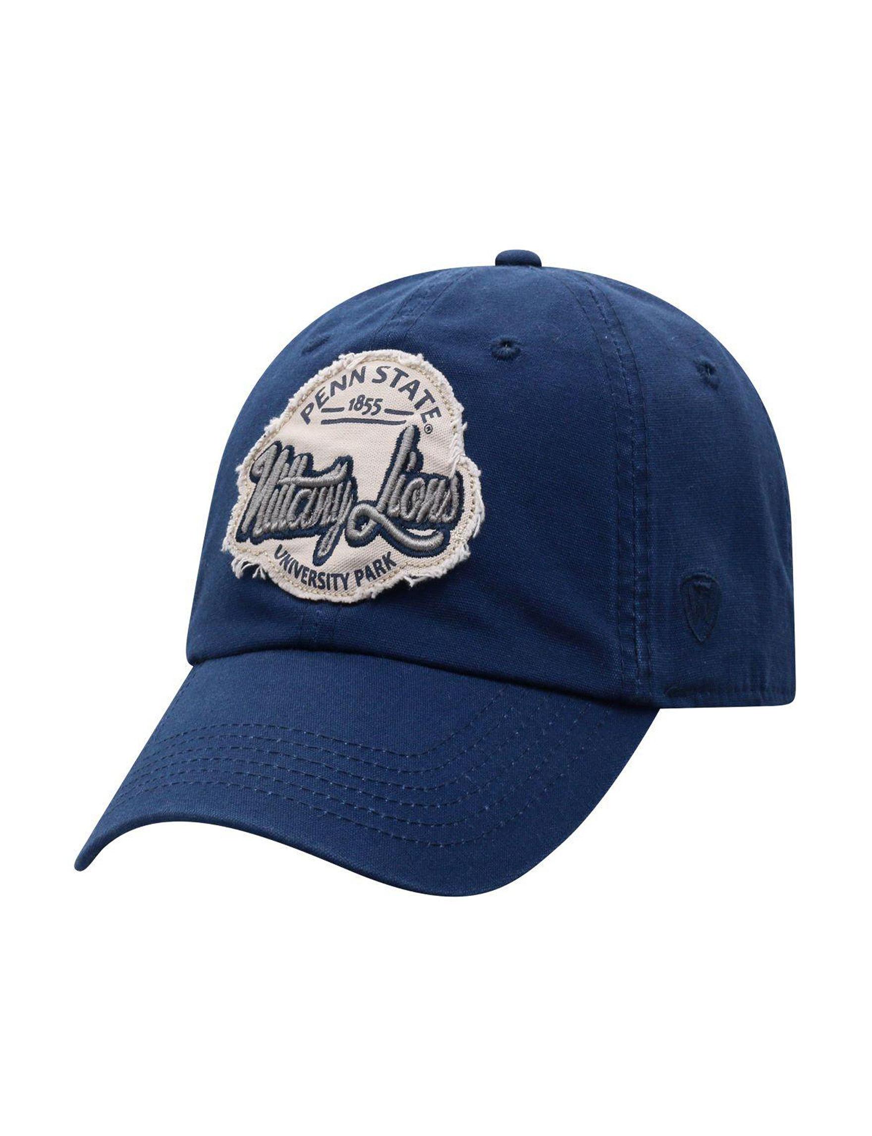 NCAA Blue Hats & Headwear