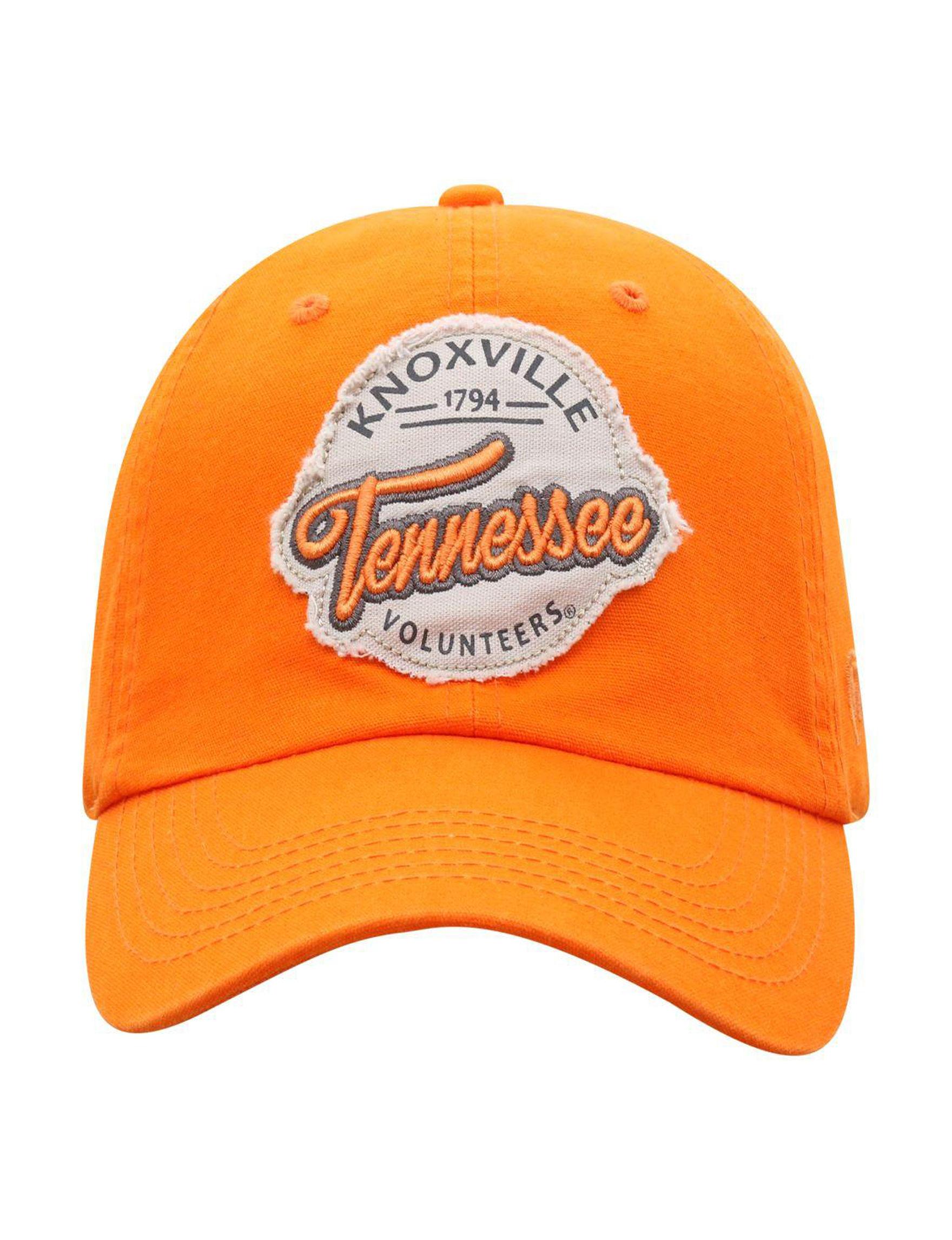 NCAA Bright Orange Hats & Headwear