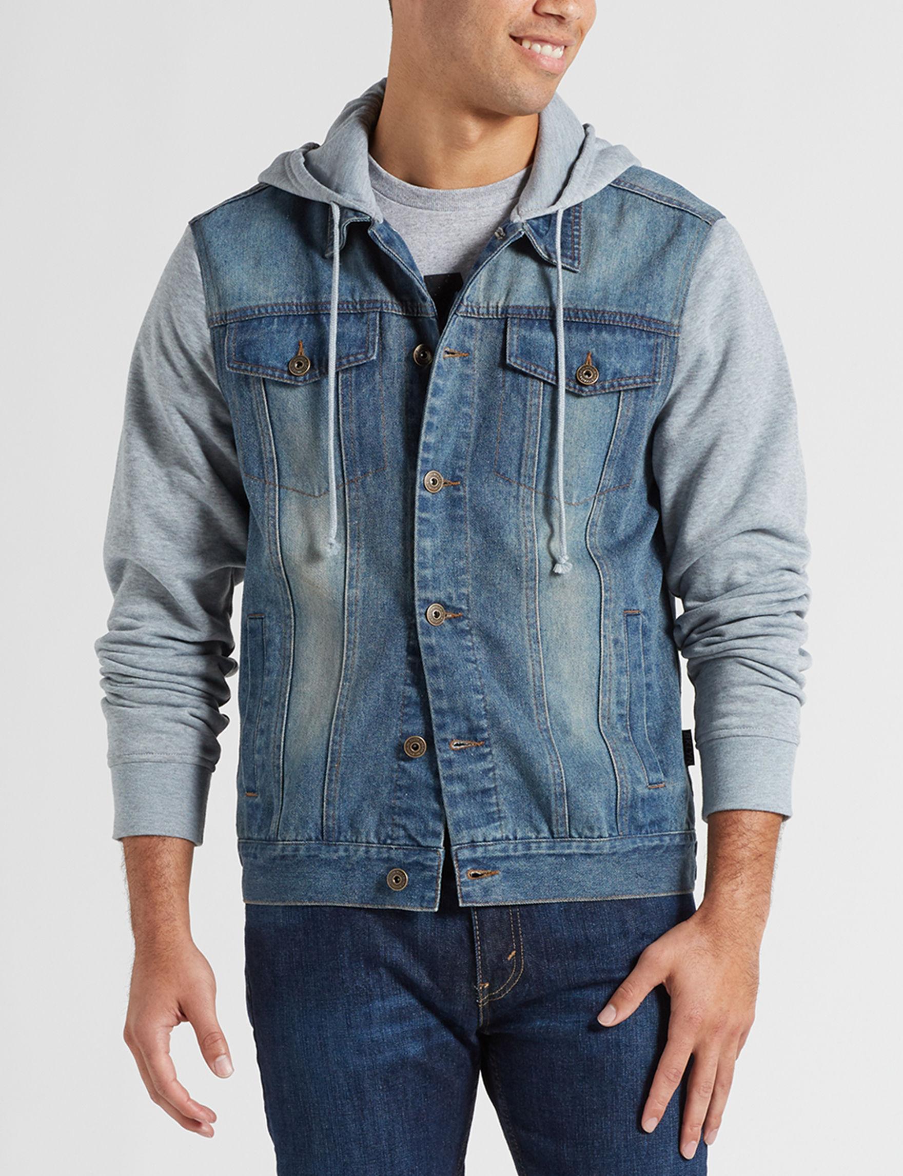 Brooklyn Cloth Denim / Grey