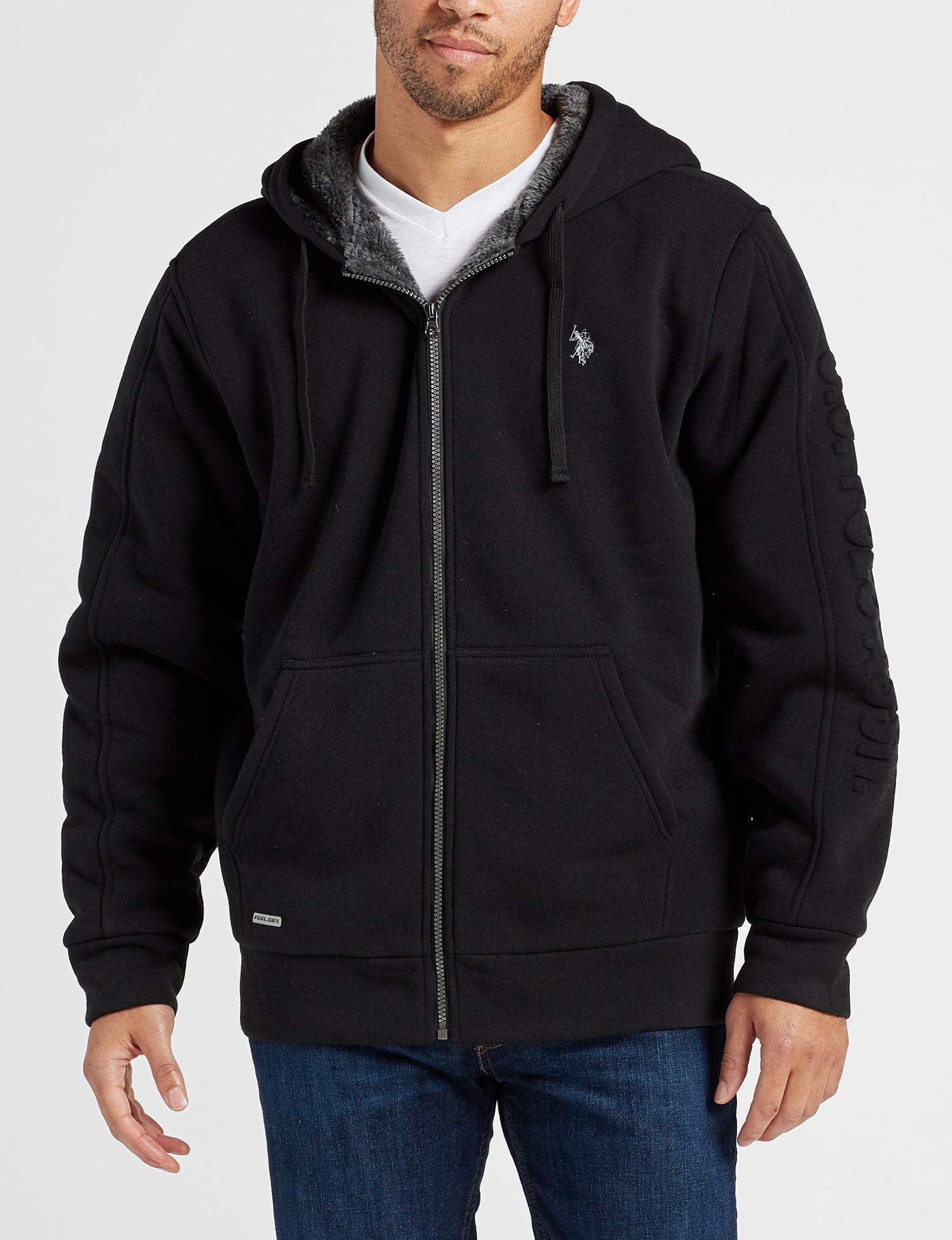 U.S. Polo Assn. Black
