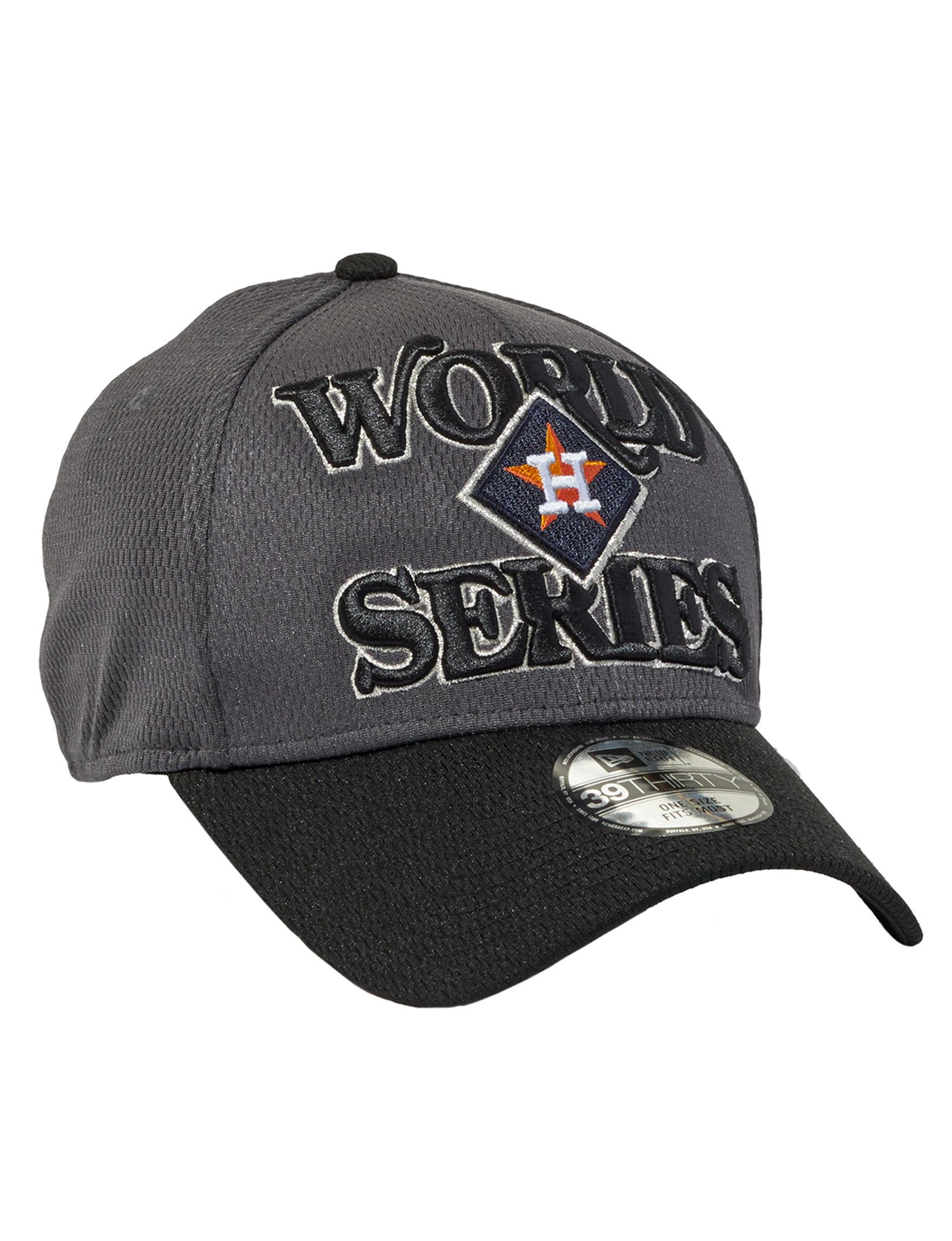 MLB Dark Grey Baseball Caps Hats & Headwear