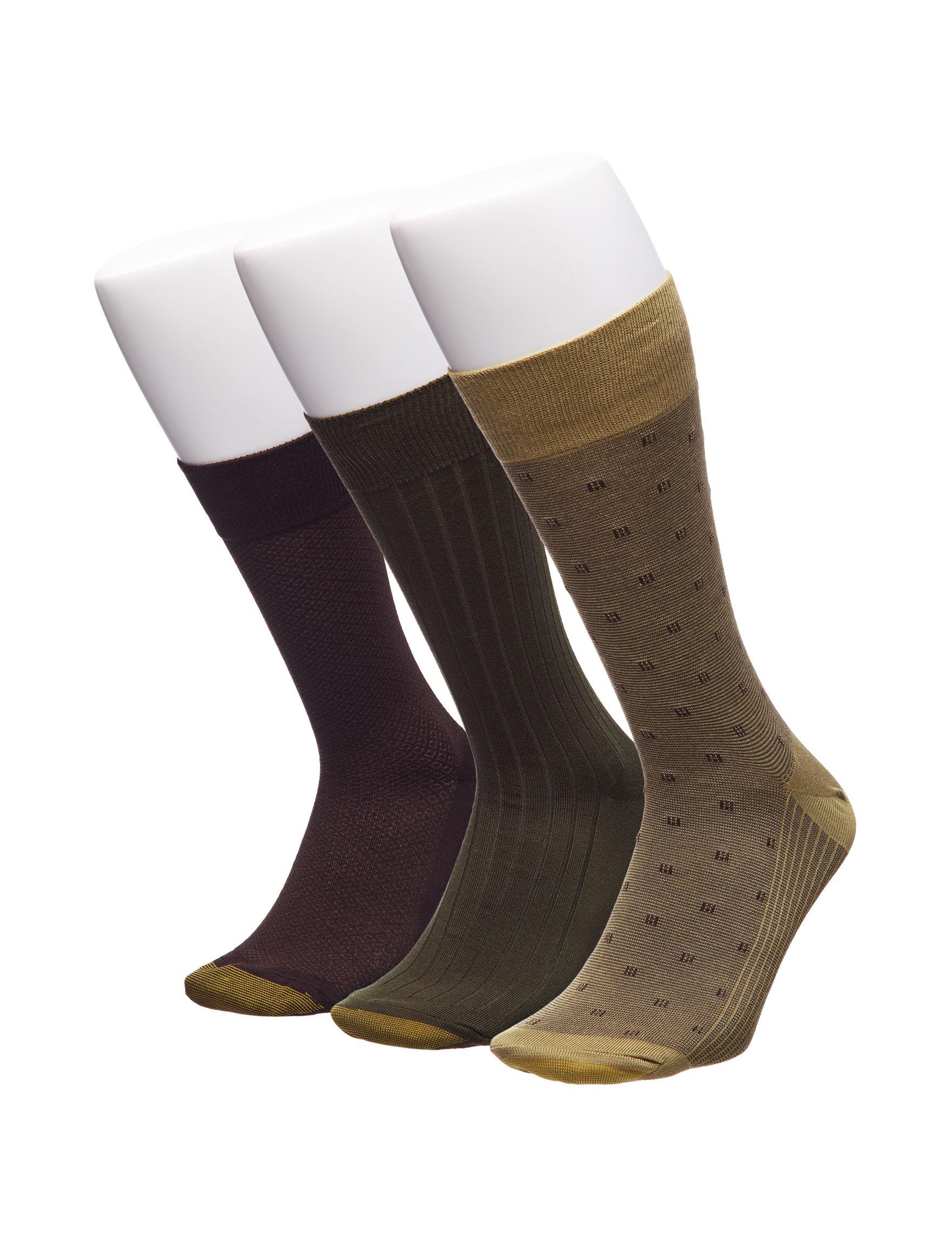 Gold Toe Multi Color Socks