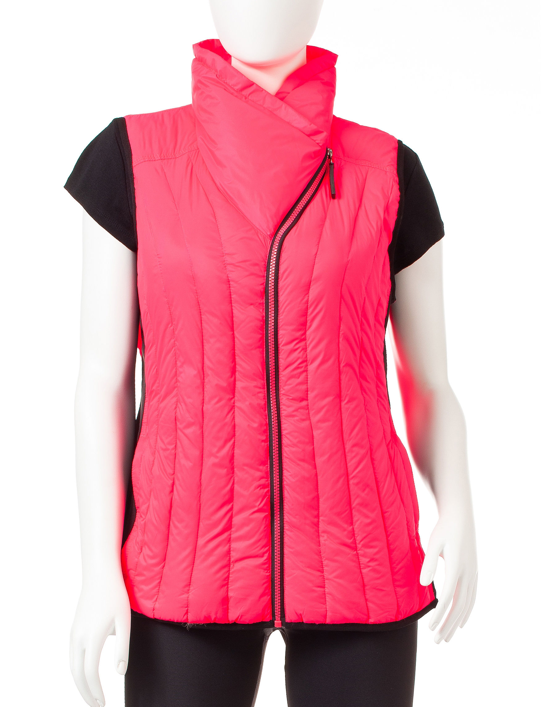 Calvin Klein Performance Pink Vests