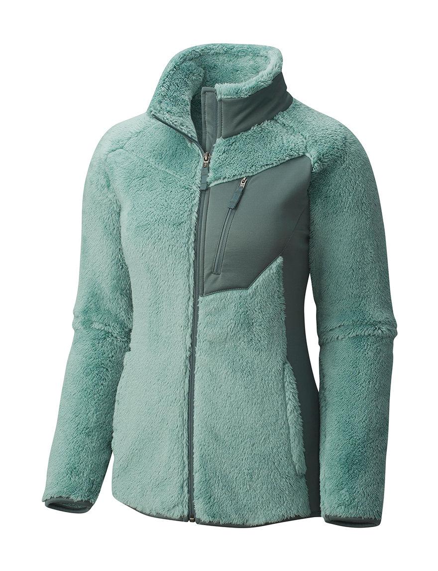 Columbia Green Lightweight Jackets & Blazers