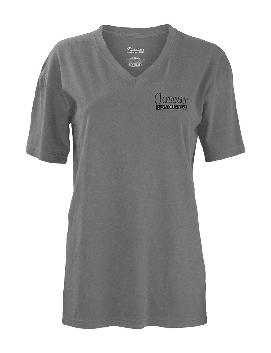 NCAA Charcoal Shirts & Blouses Tees & Tanks