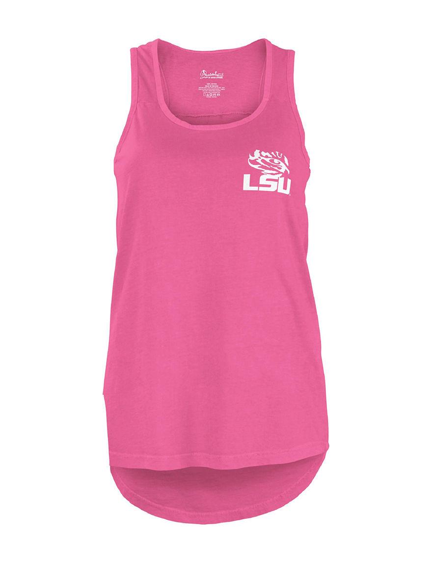 NCAA Neon Pink Tees & Tanks