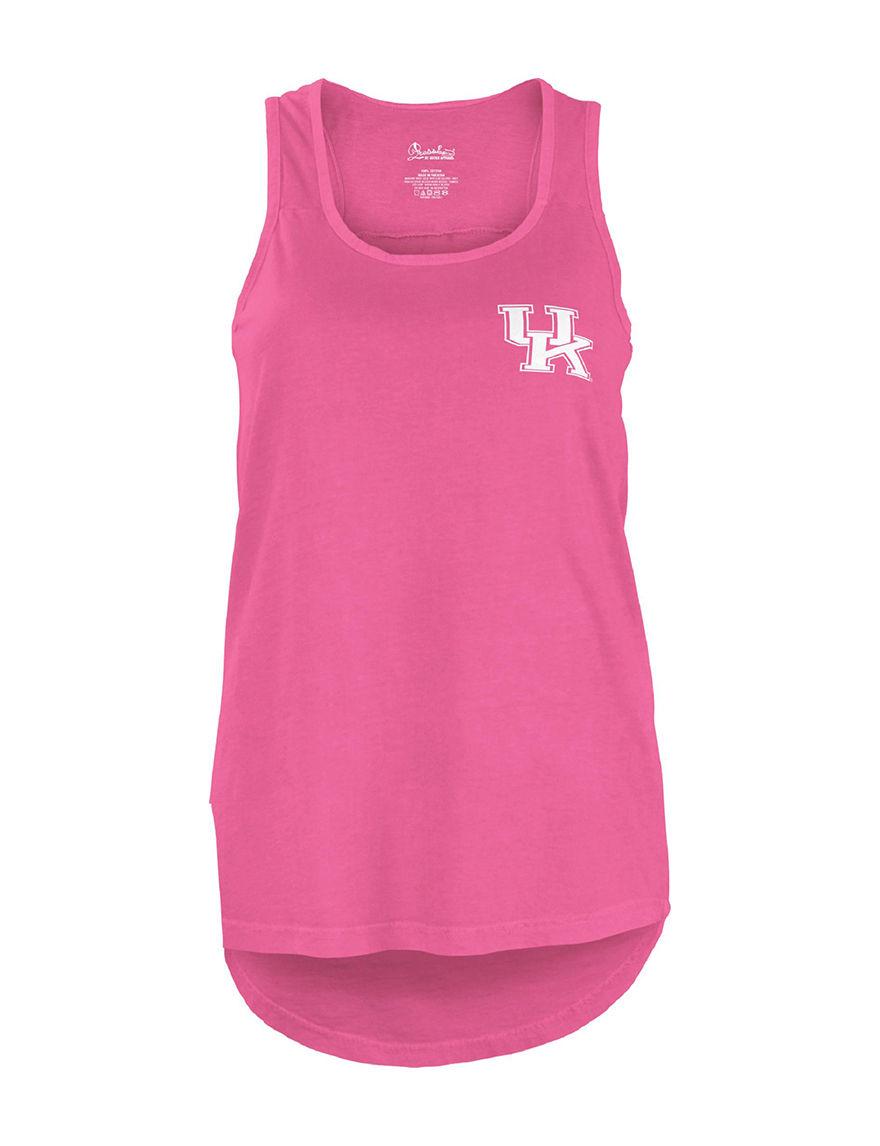 NCAA Neon Pink Camisoles & Tanks Tees & Tanks