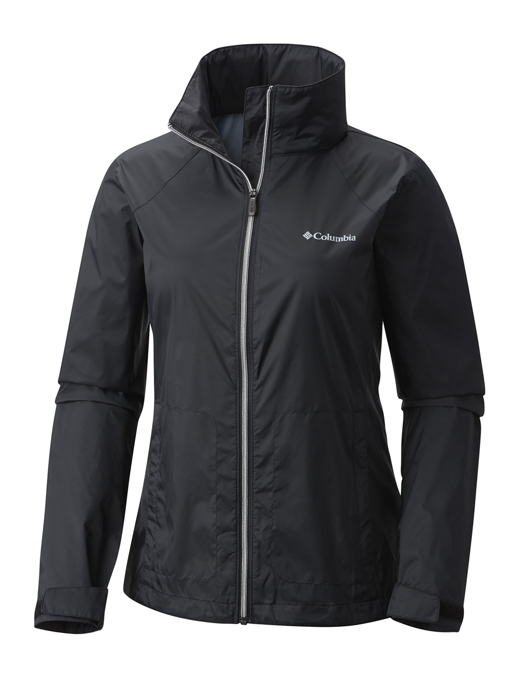 Columbia Black Rain & Snow Jackets