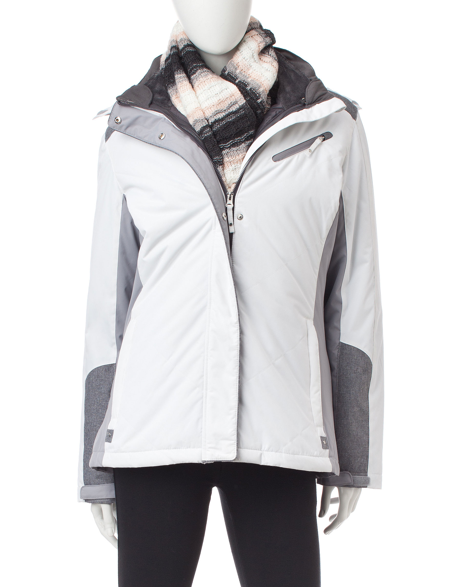 Mackintosh White Lightweight Jackets & Blazers