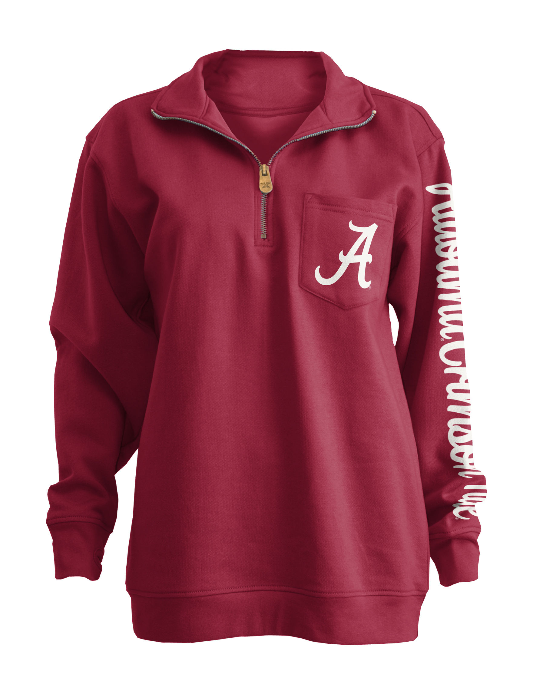 NCAA Red Pull-overs