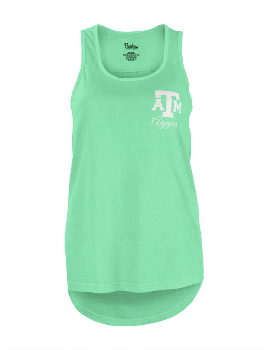 NCAA Blue Shirts & Blouses Tees & Tanks