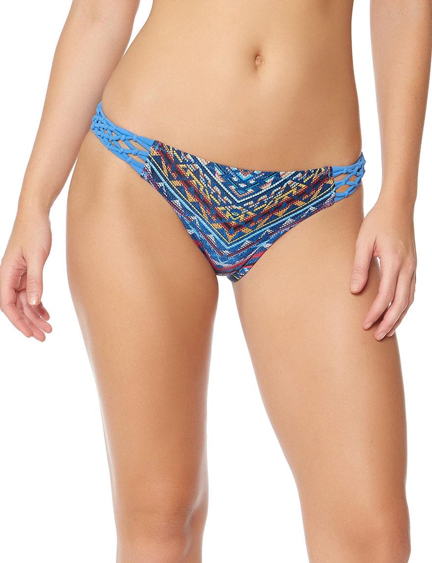 Jessica Simpson Marine Swimsuit Bottoms Hipster