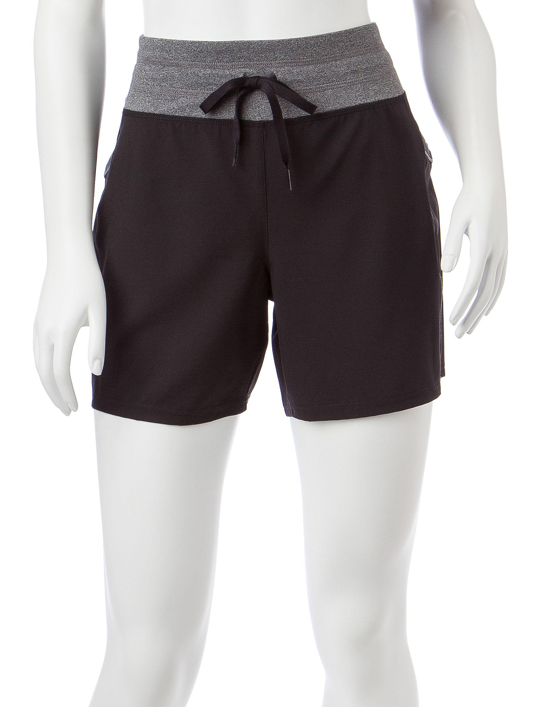RBX Black Soft Shorts