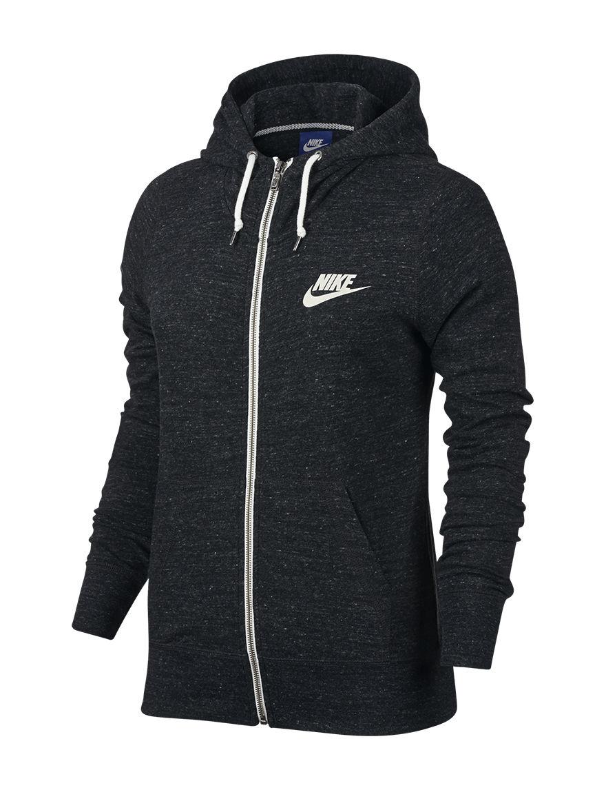 Nike Black Lightweight Jackets & Blazers