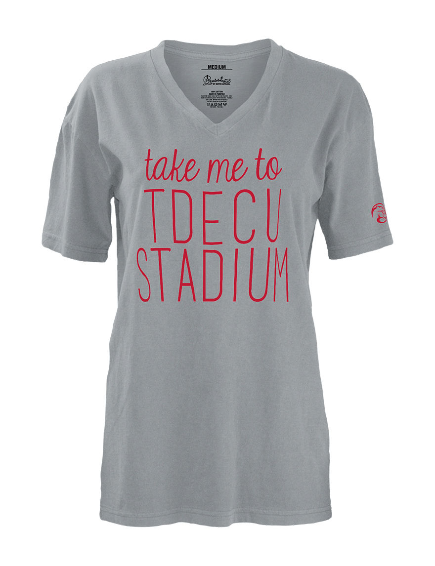 NCAA Heather Grey Tees & Tanks