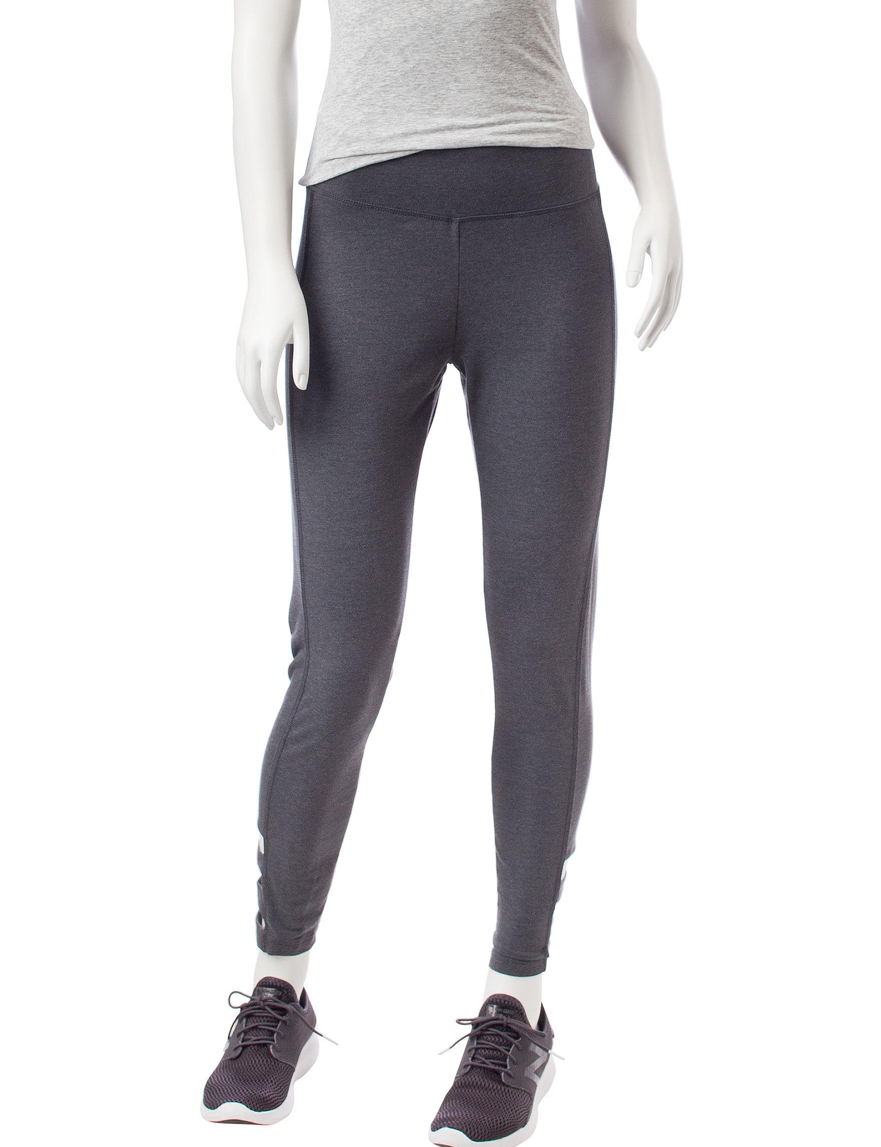RBX Grey Leggings Stretch