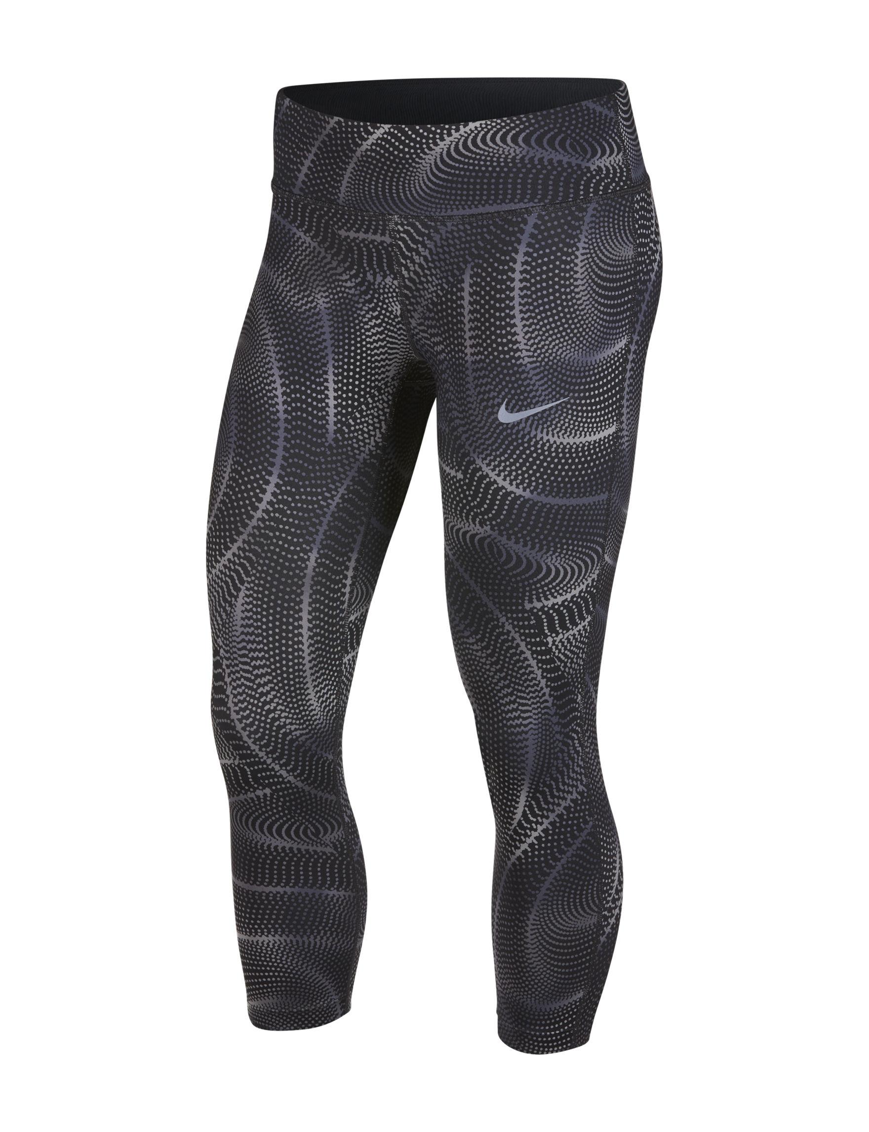 Nike Black / Grey Leggings