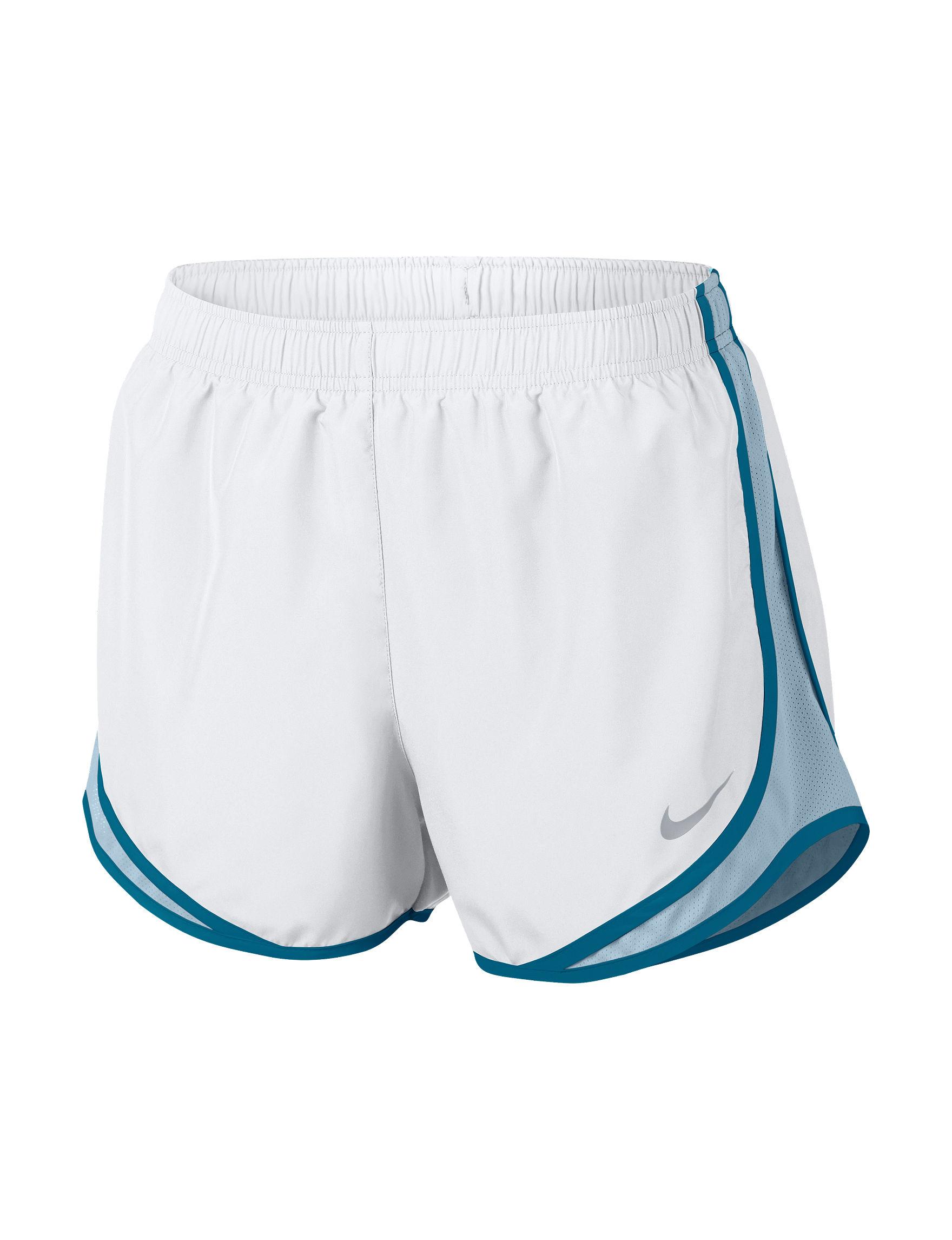 Nike White Active