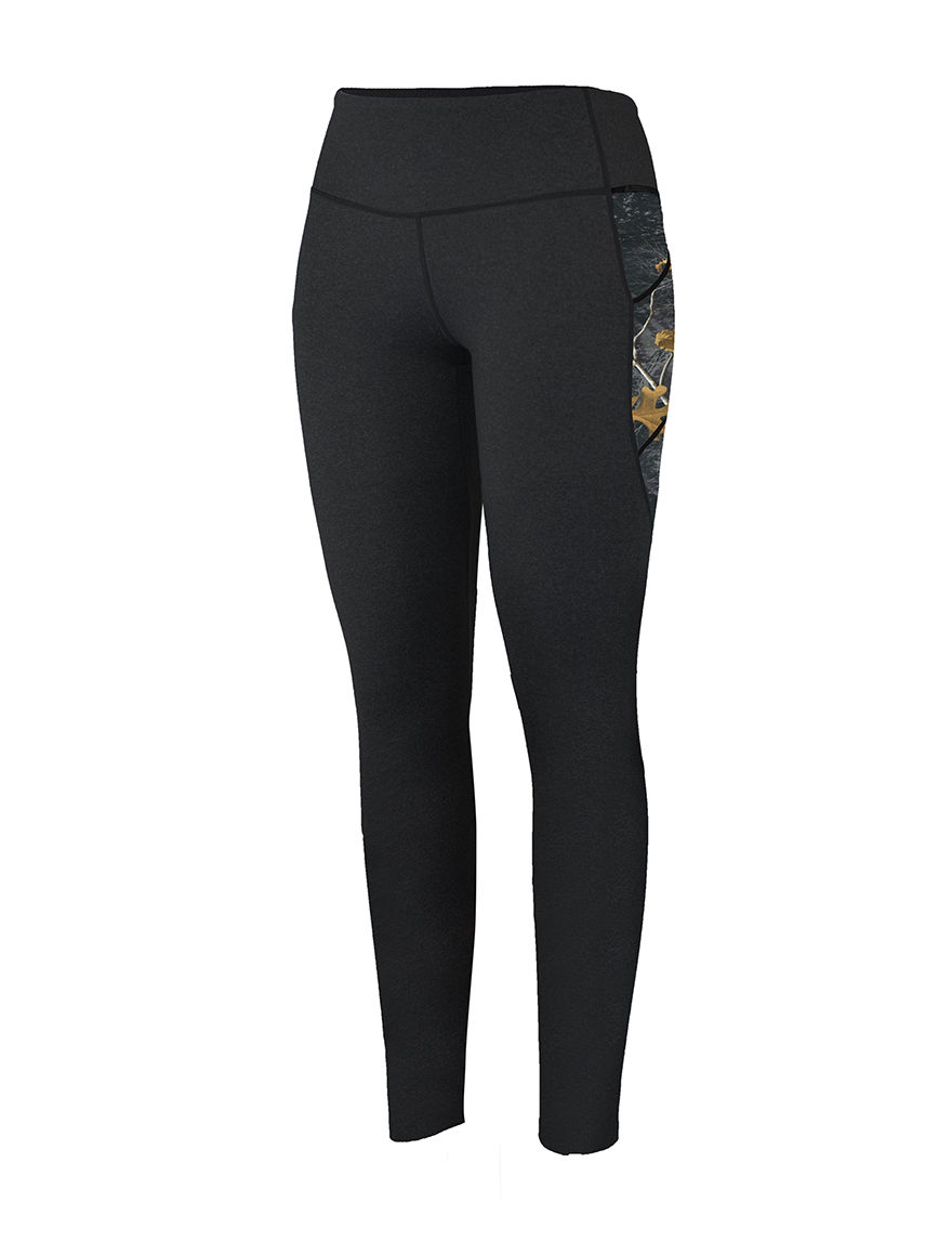 Realtree Black Leggings