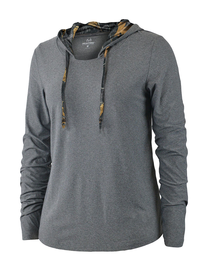 Realtree Heather Charcoal