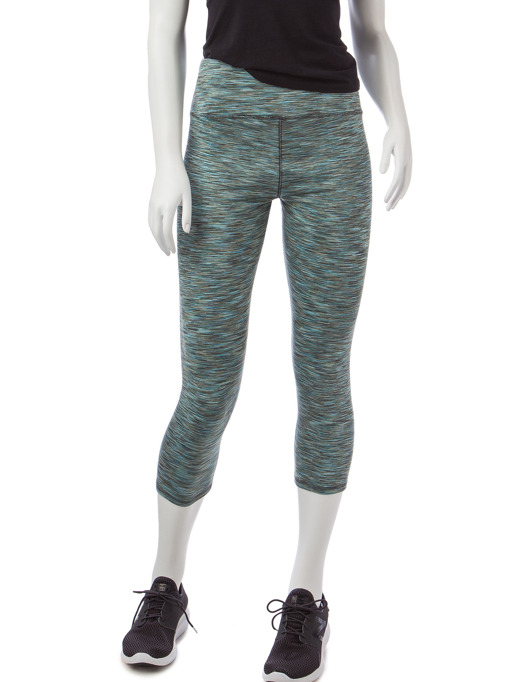 RBX Grey / Green Leggings