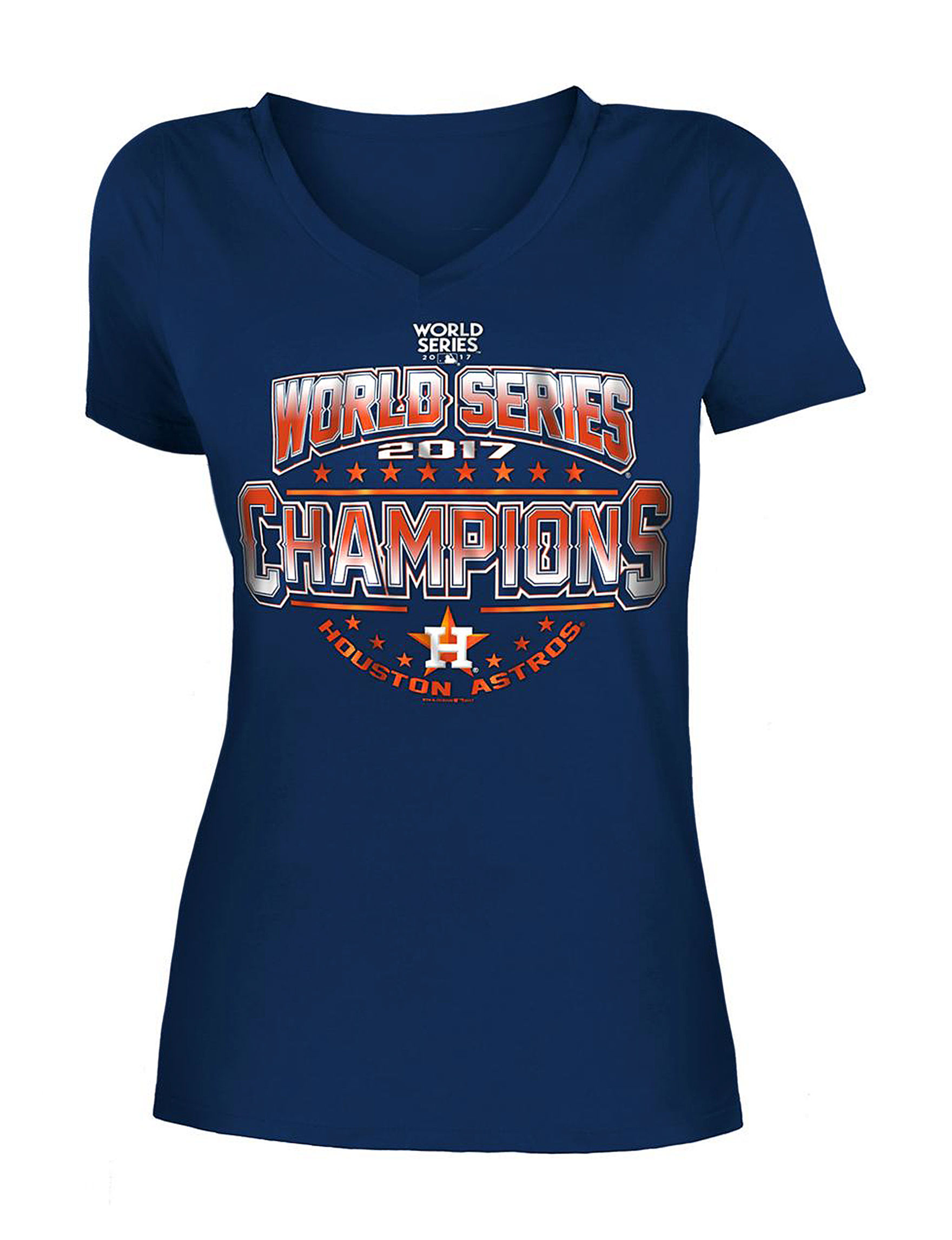MLB Navy Tees & Tanks