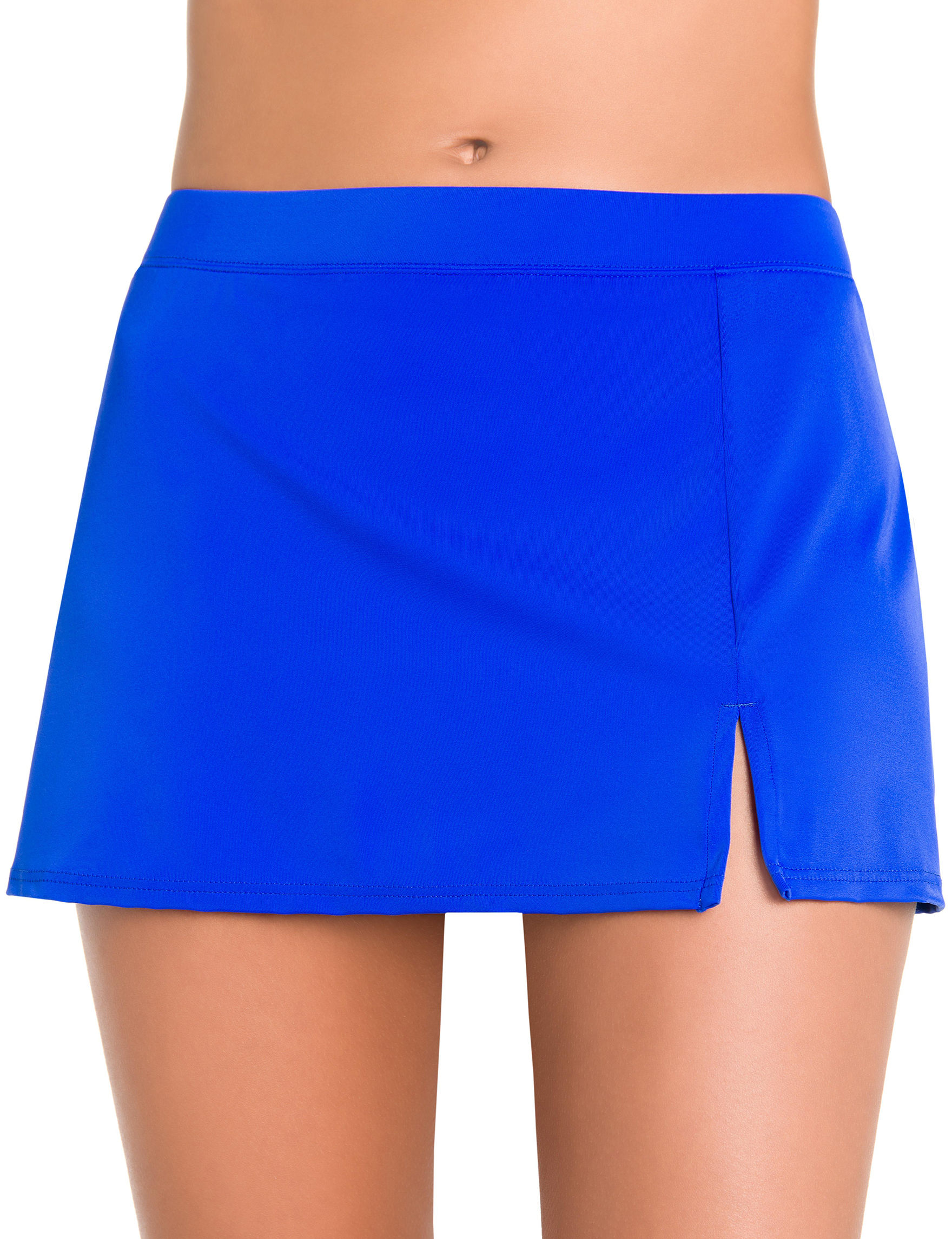 Caribbean Joe Sapphire Swimsuit Bottoms Skirtini