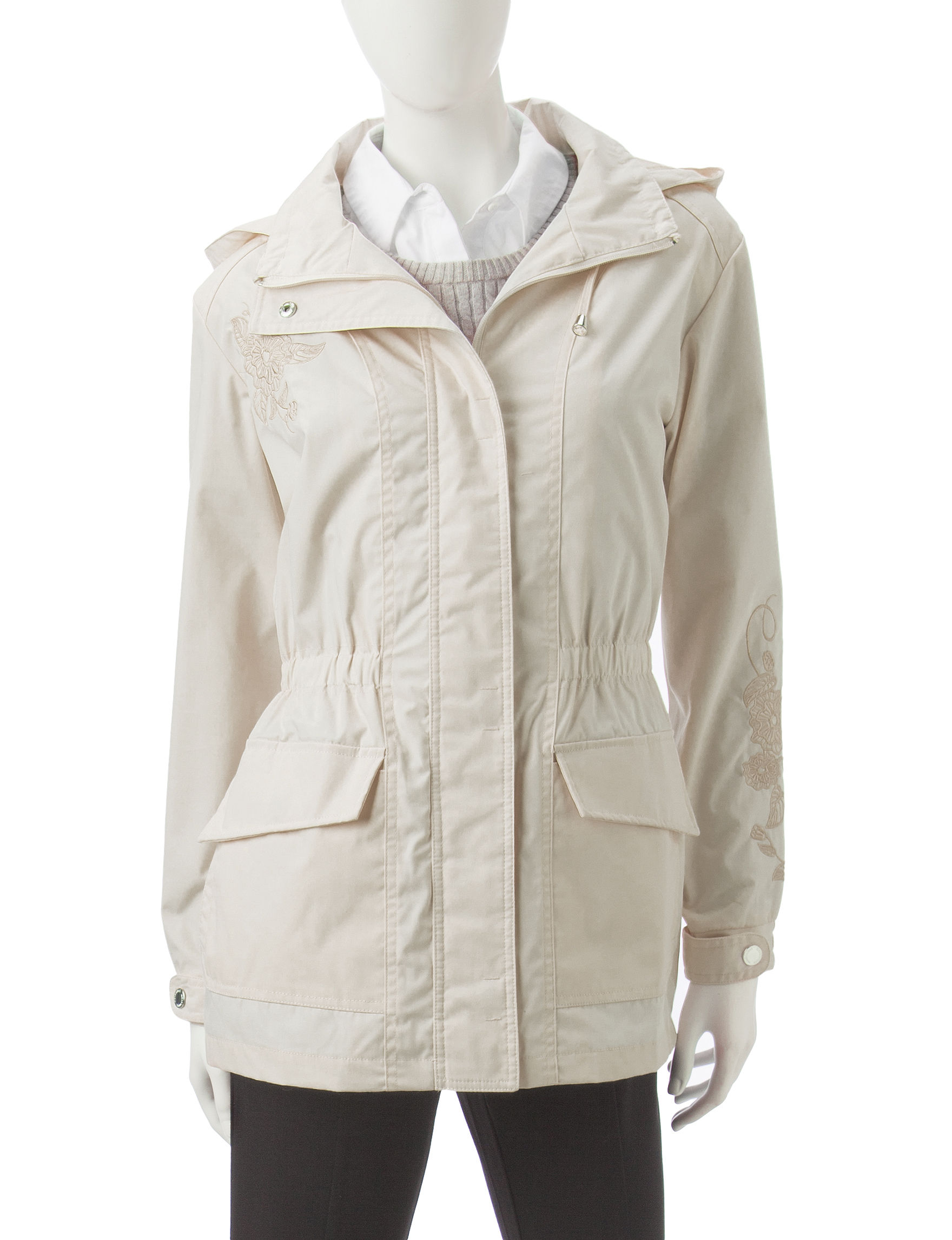 Mackintosh Tan Rain & Snow Jackets