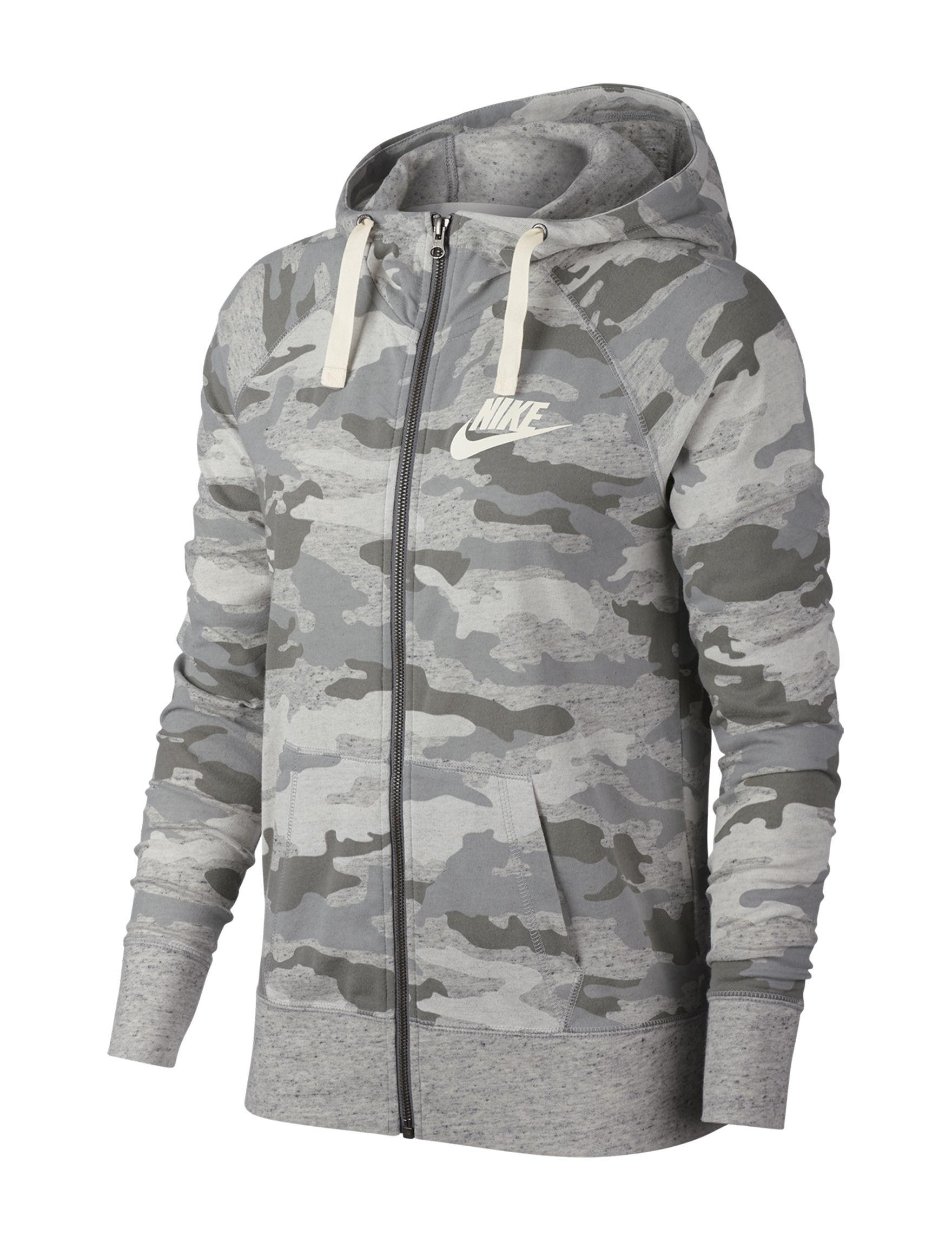 Nike Grey / Multi Active