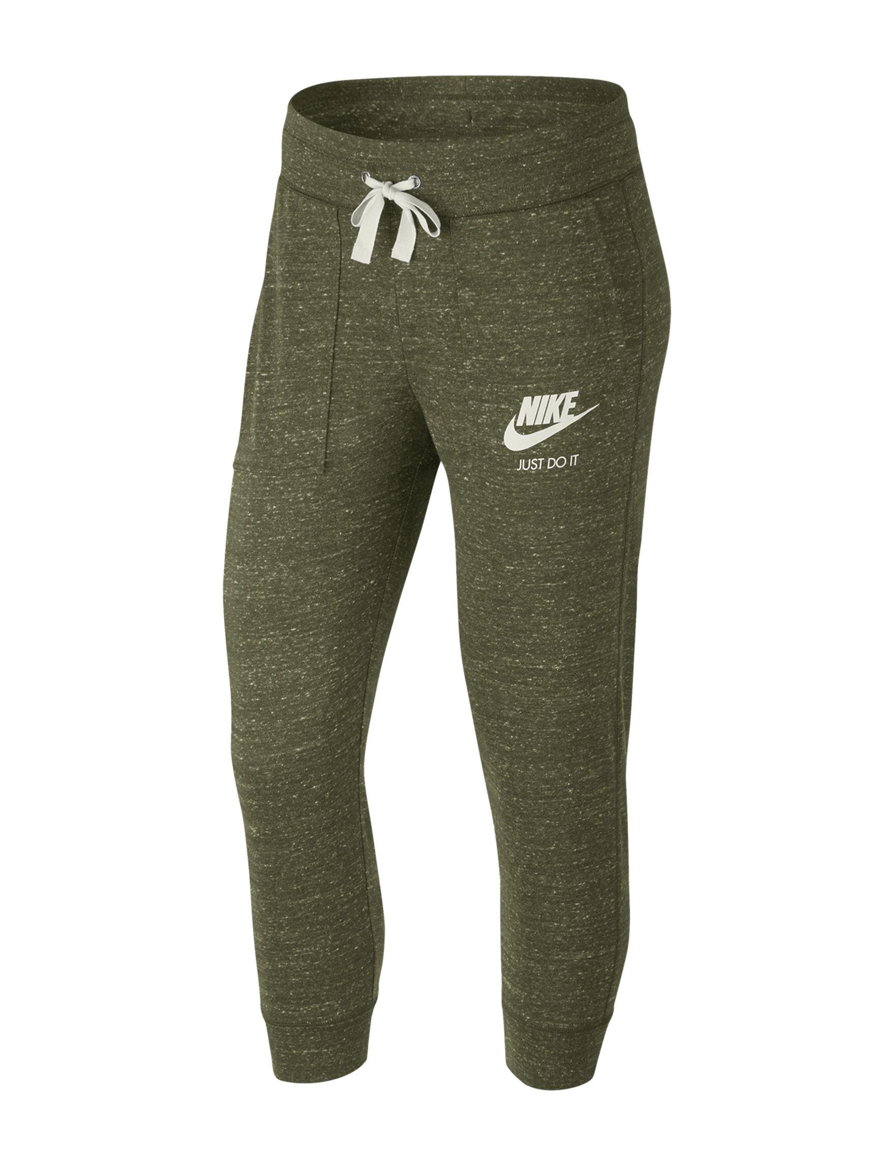 Nike Green Leggings