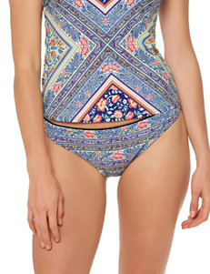 Jessica Simpson Multi Swimsuit Bottoms Hipster