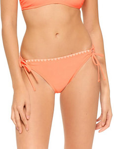 99 Degrees Peach Swimsuit Bottoms Hipster