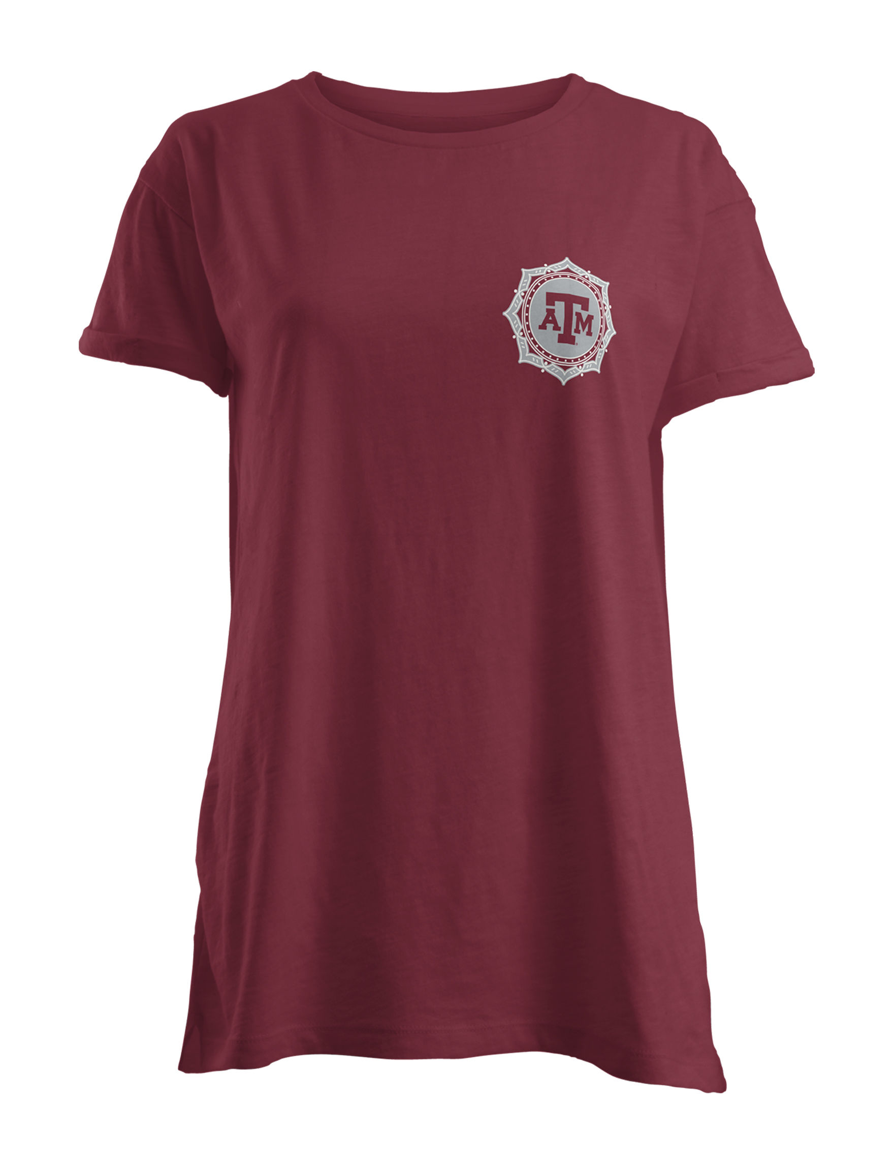 NCAA Maroon Tees & Tanks