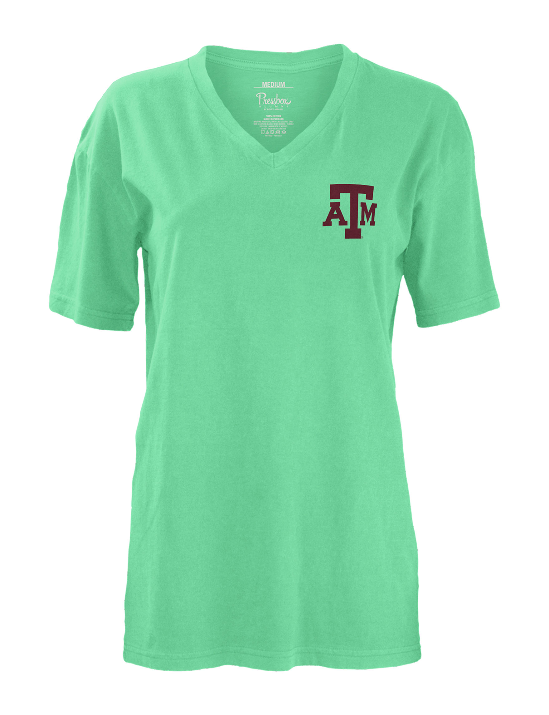 NCAA Green Tees & Tanks