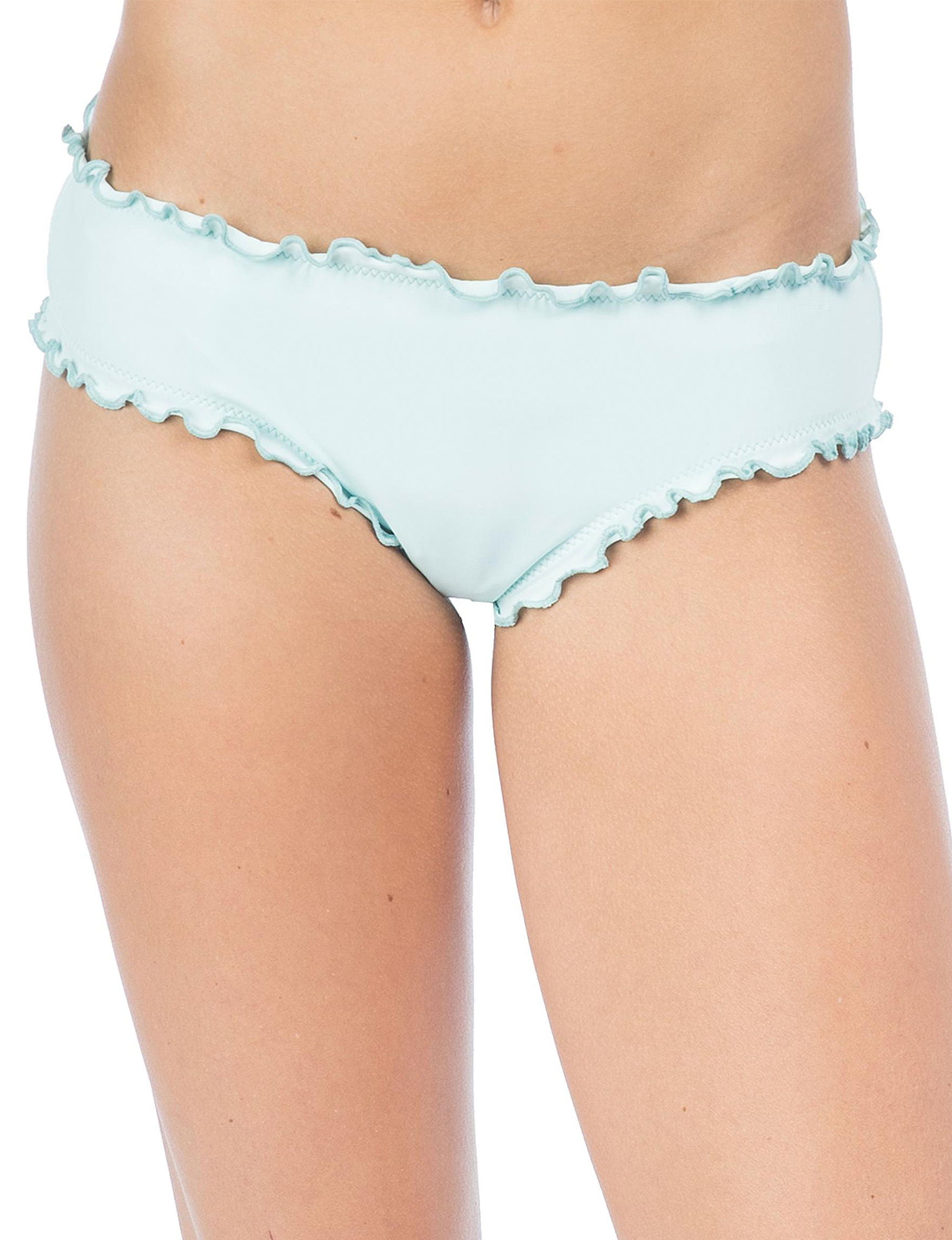 Hobie Blue Swimsuit Bottoms Hipster