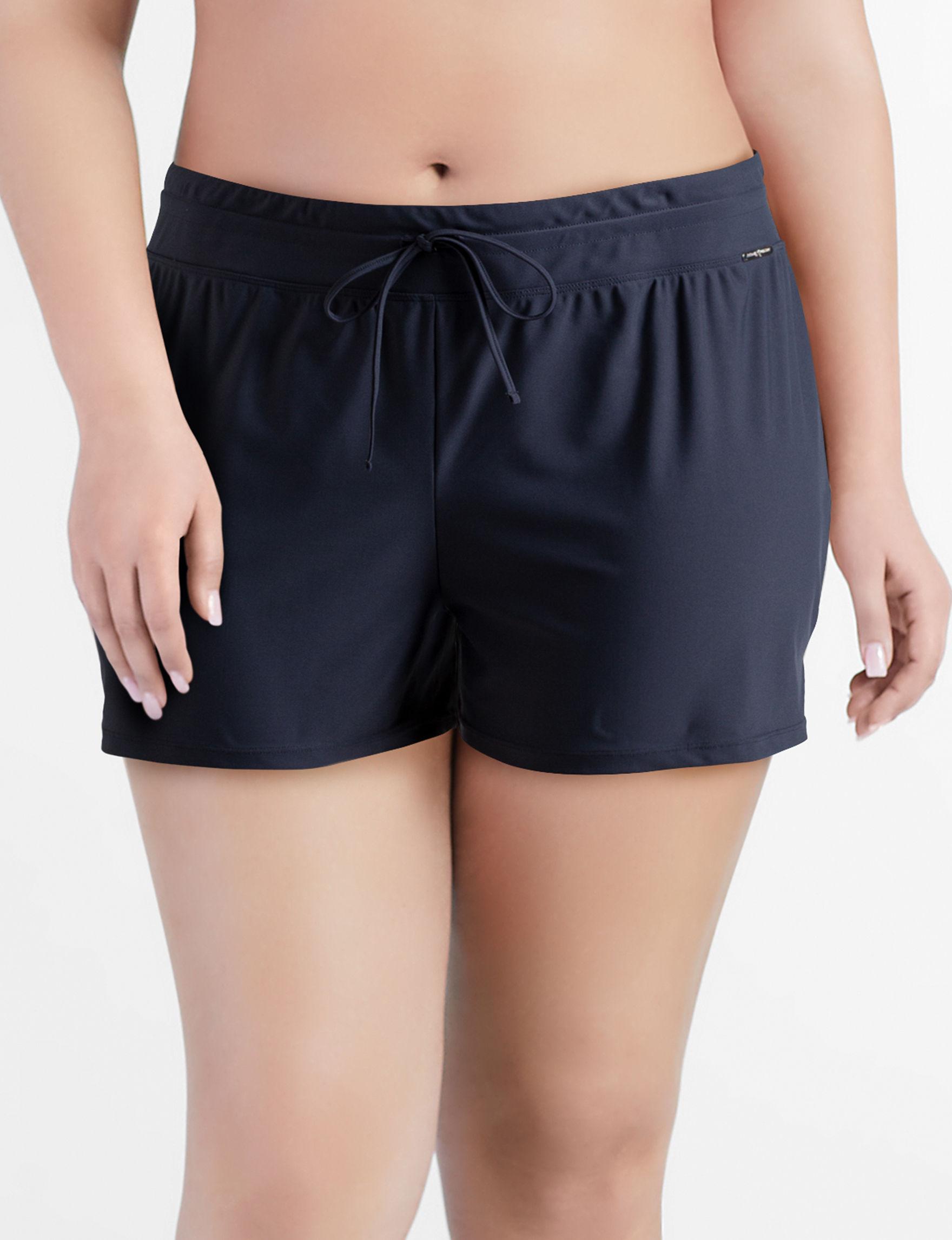 Zero Xposur Slate Swimsuit Bottoms Boyshort
