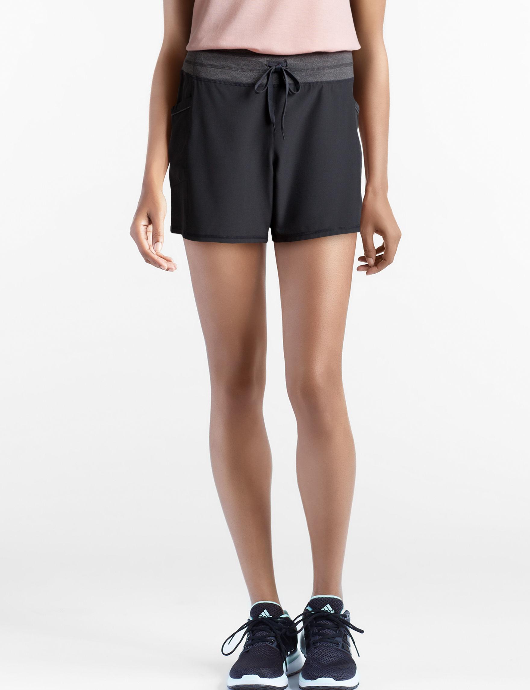 RBX Charcoal Soft Shorts