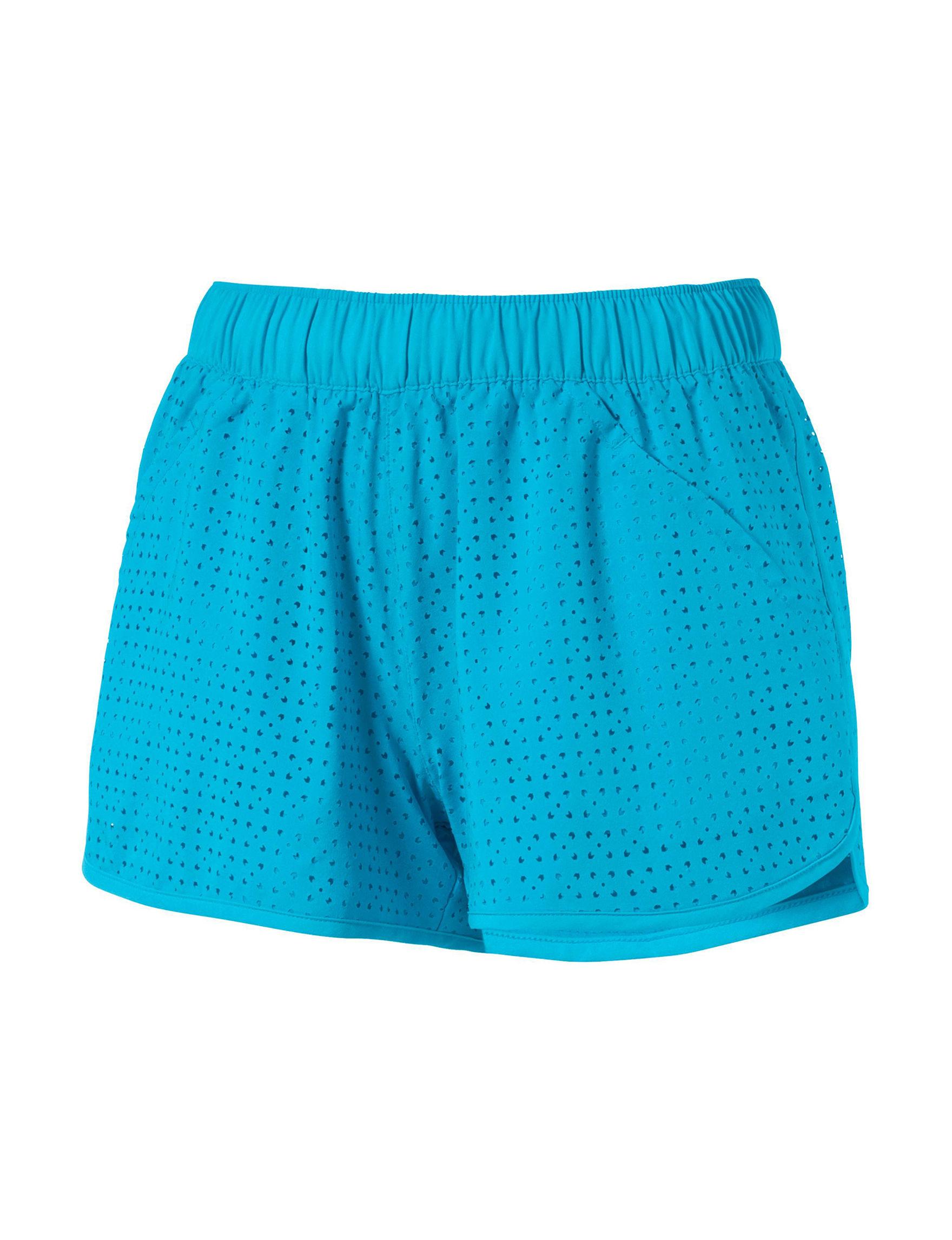 Puma Blue Soft Shorts