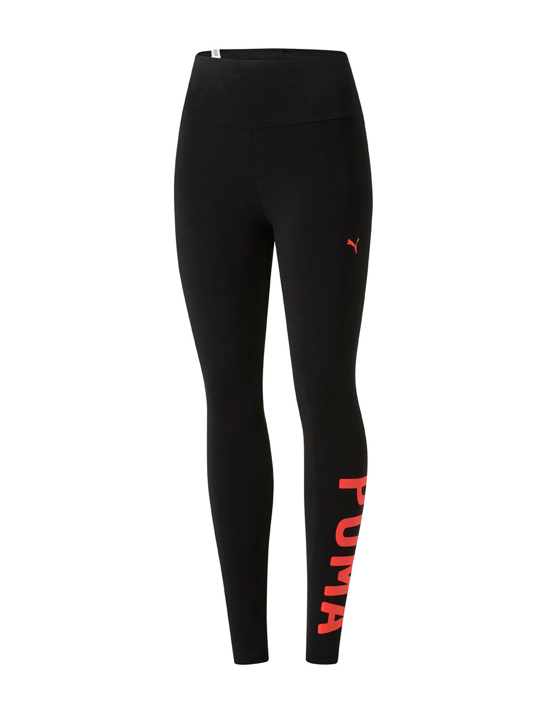 Puma Black Leggings