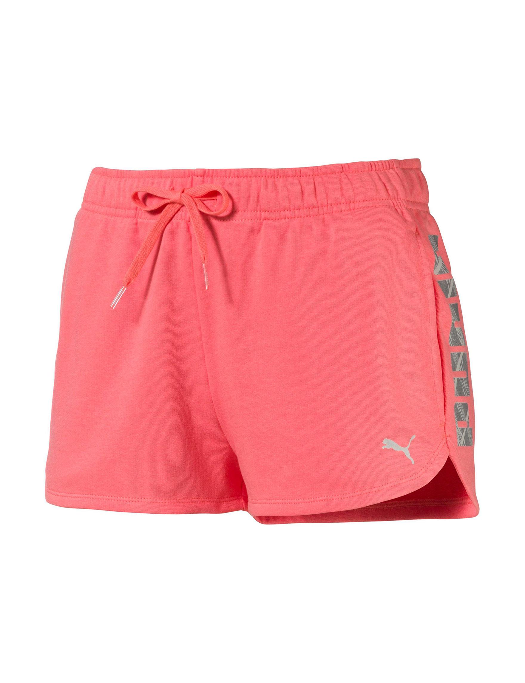 Puma Pink Soft Shorts