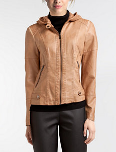 161546536aa2 Signature Studio Brown Bomber   Moto Jackets