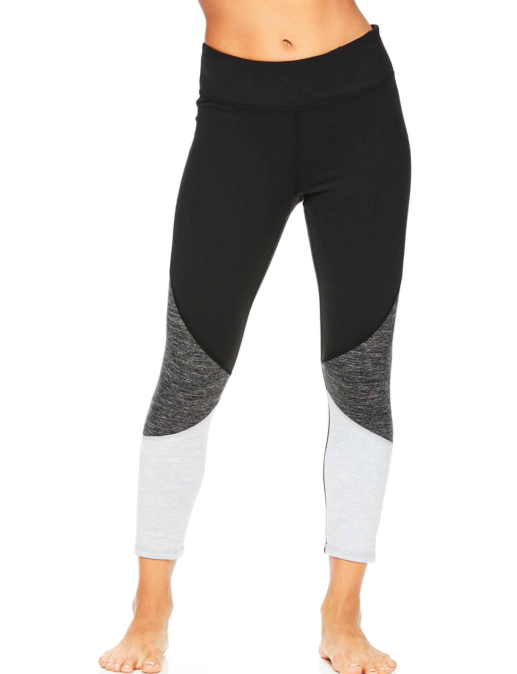 Gaiam Black Leggings