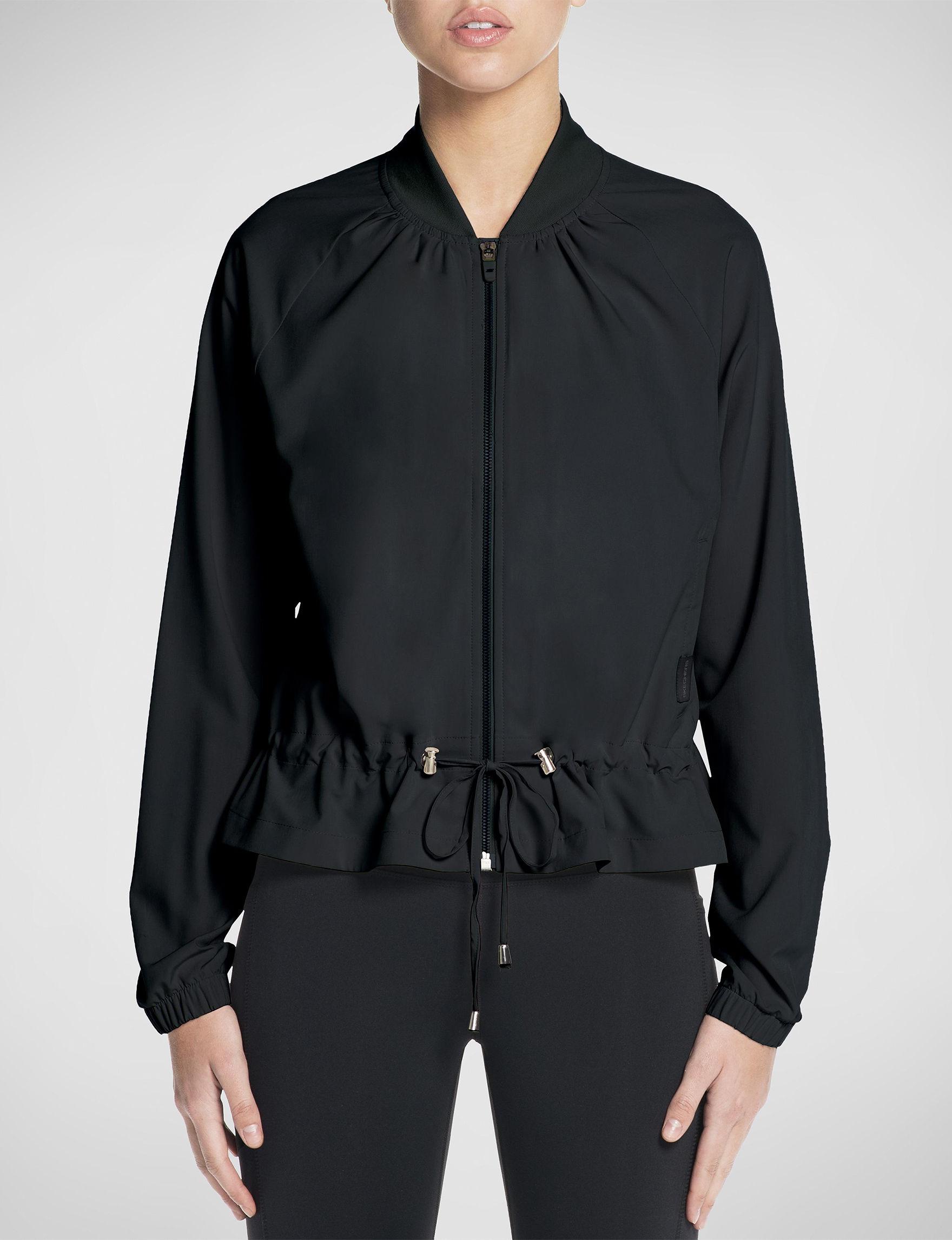 Skechers Black Lightweight Jackets & Blazers