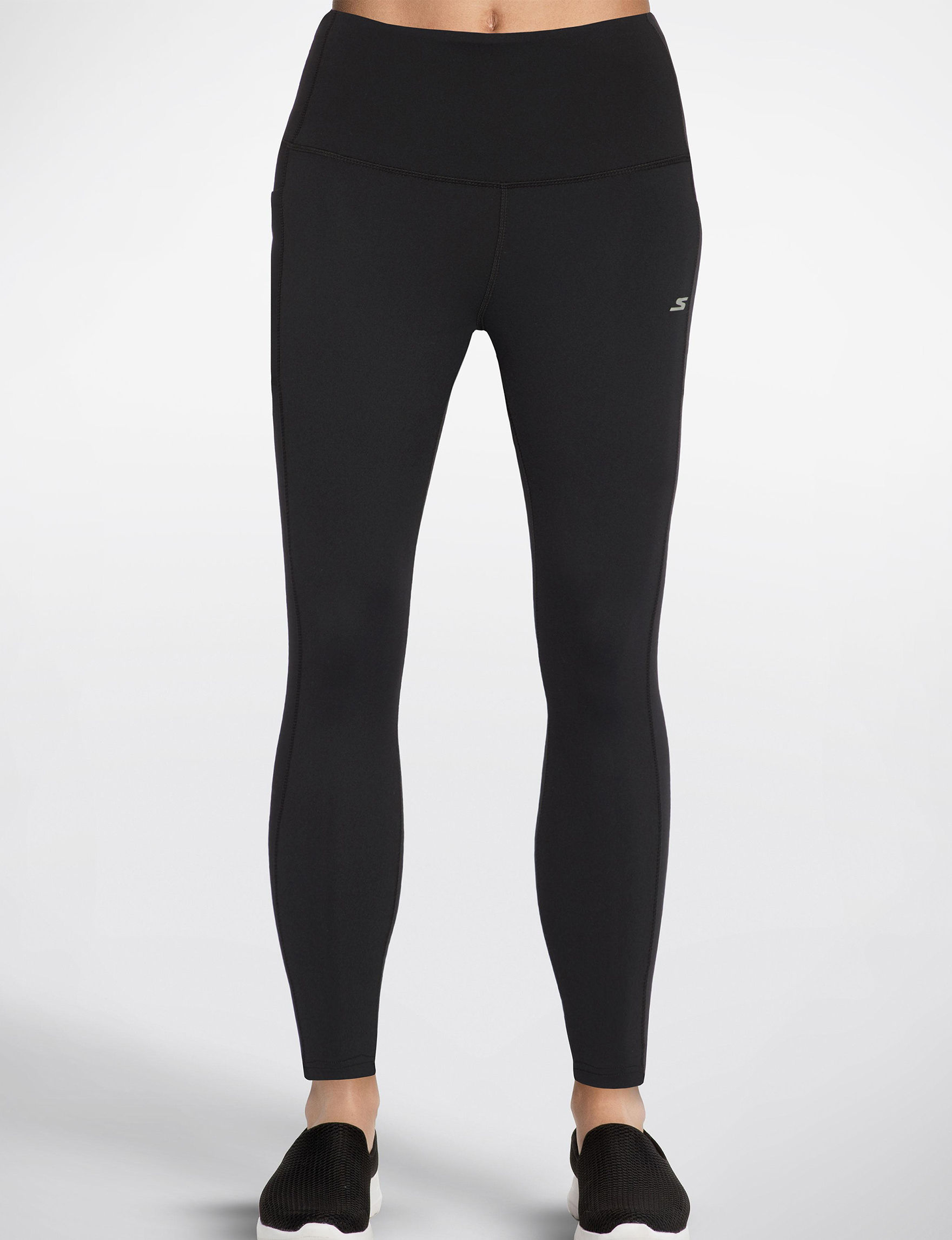 Skechers Black Leggings