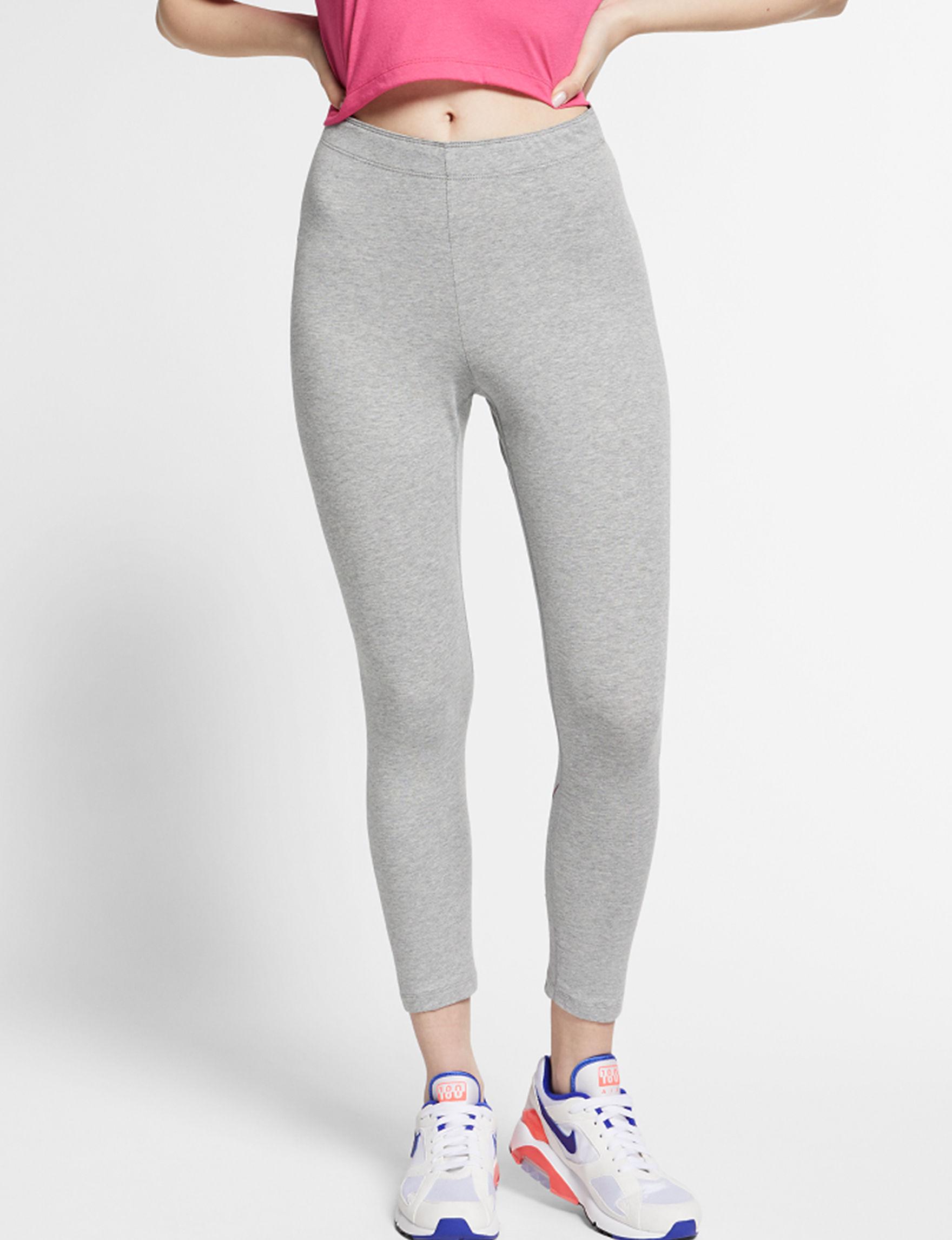 Nike Light Grey Leggings