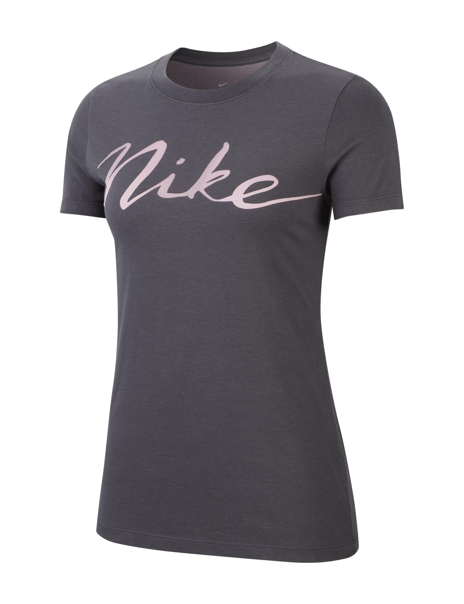 Nike Charcoal Tees & Tanks