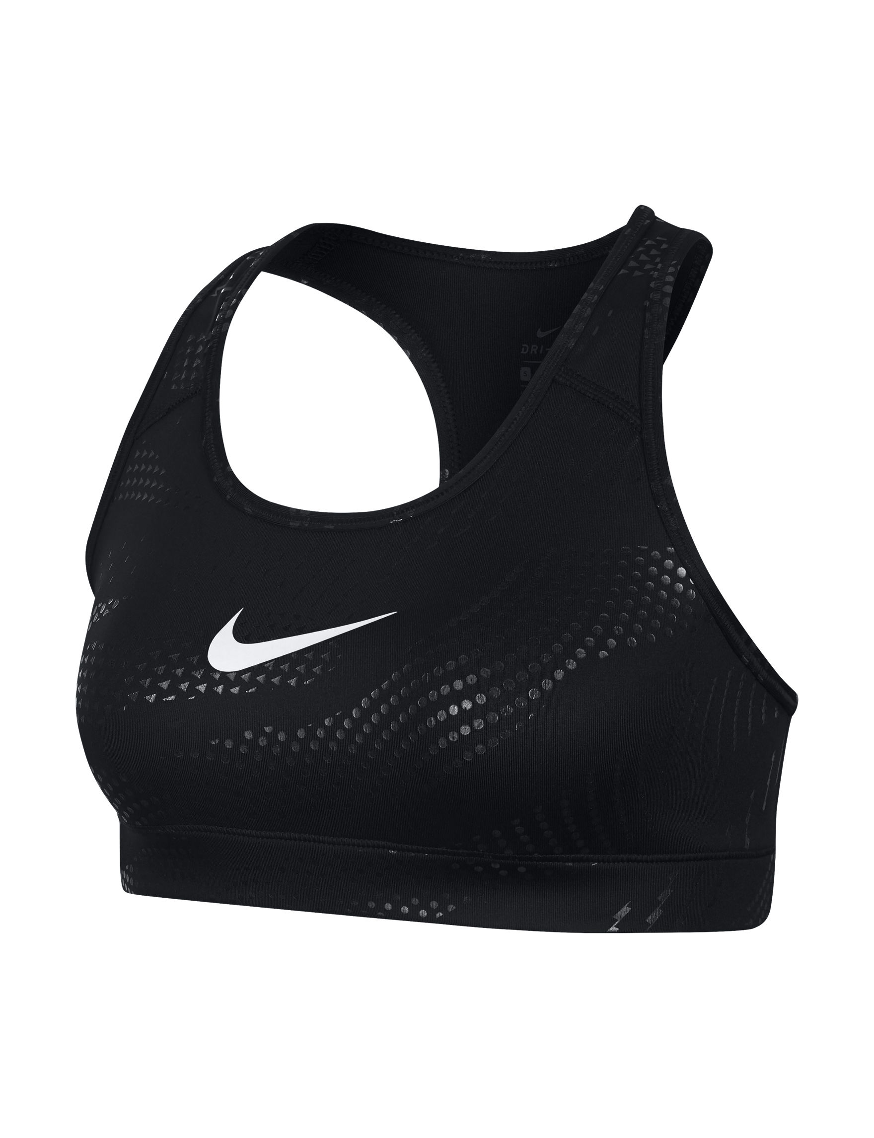 Nike Black Bras Sports Bra