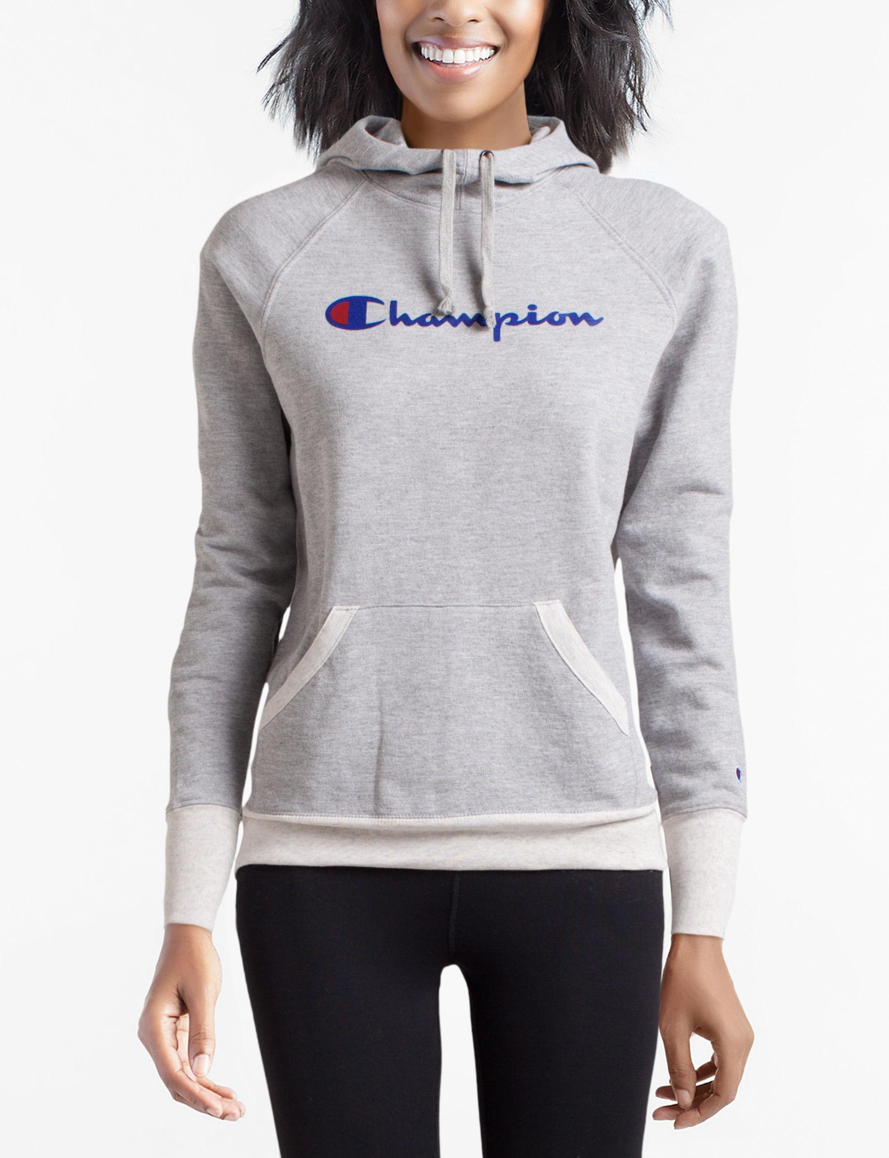 Champion Grey