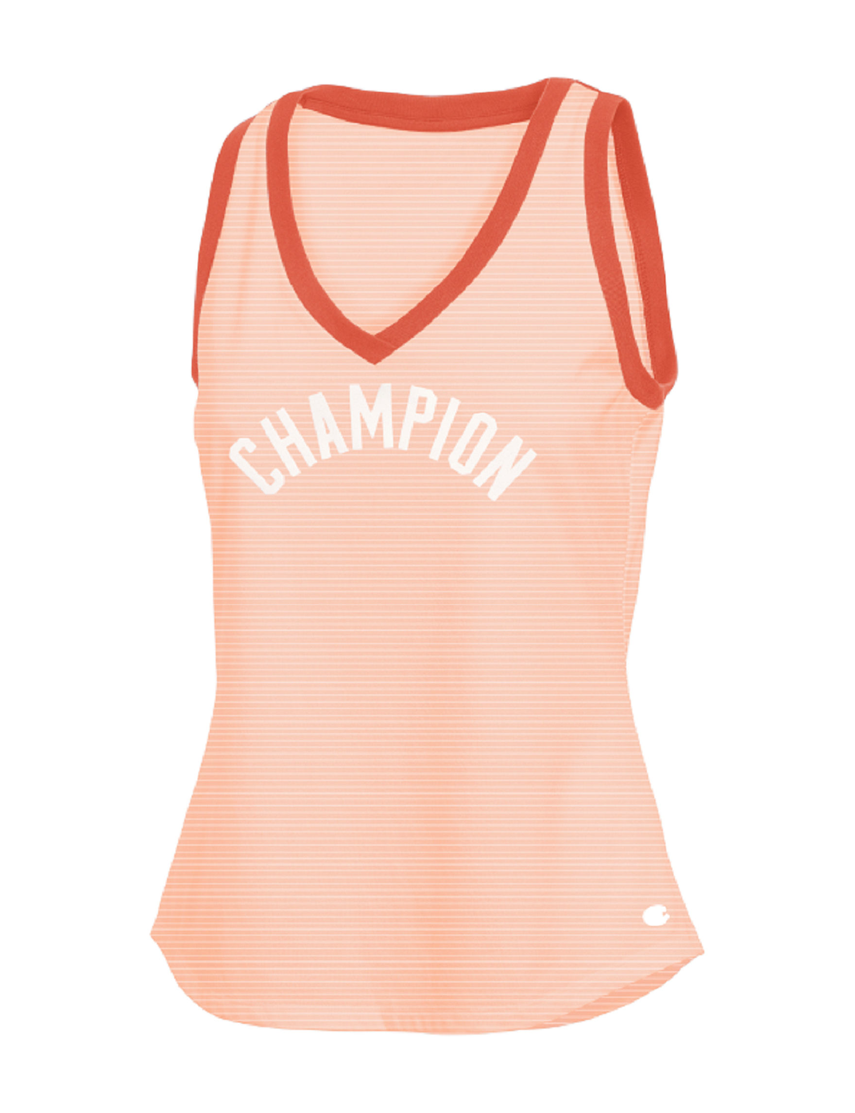 Champion Pink Tees & Tanks